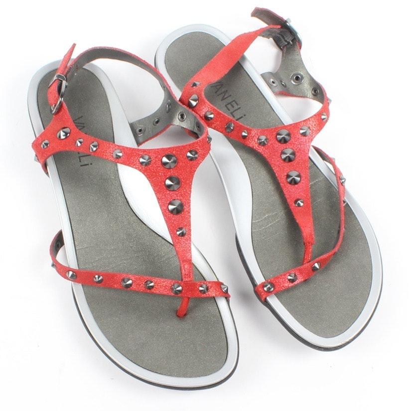 Women's VANELi Studded Leather Sandals
