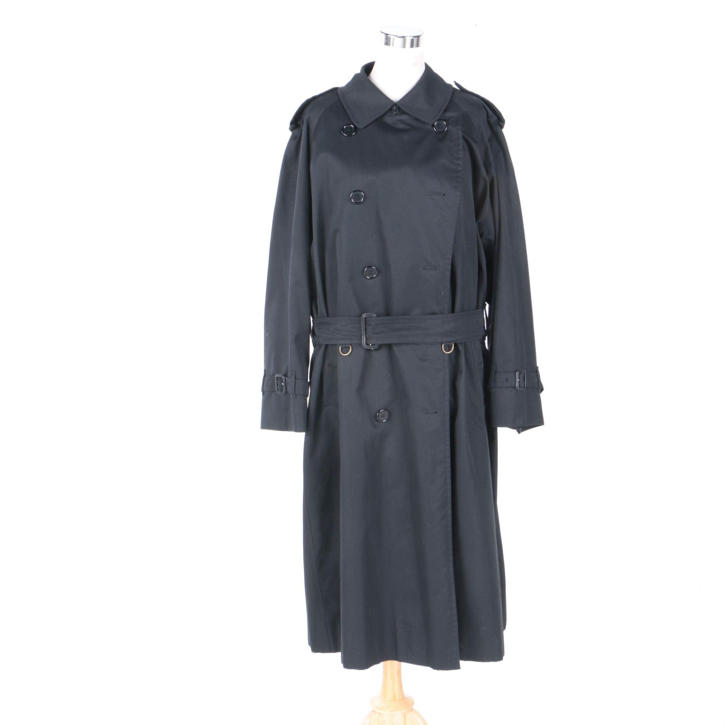 Men's Burberrys Trench Coat