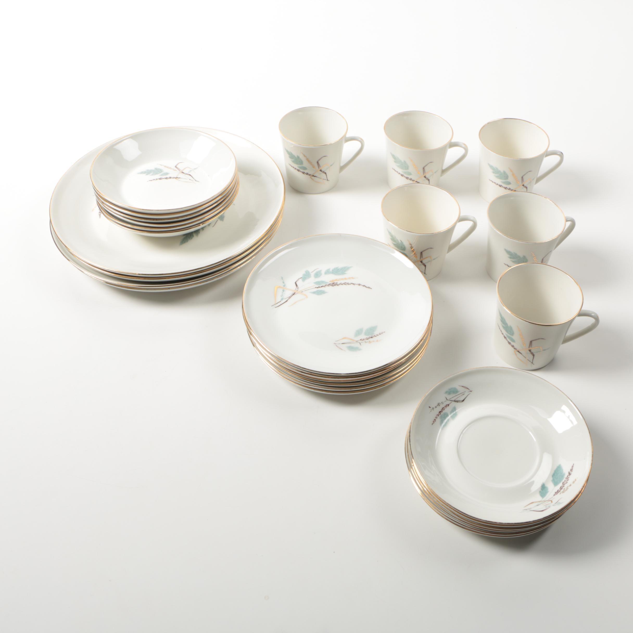 South African Ceramic Tableware