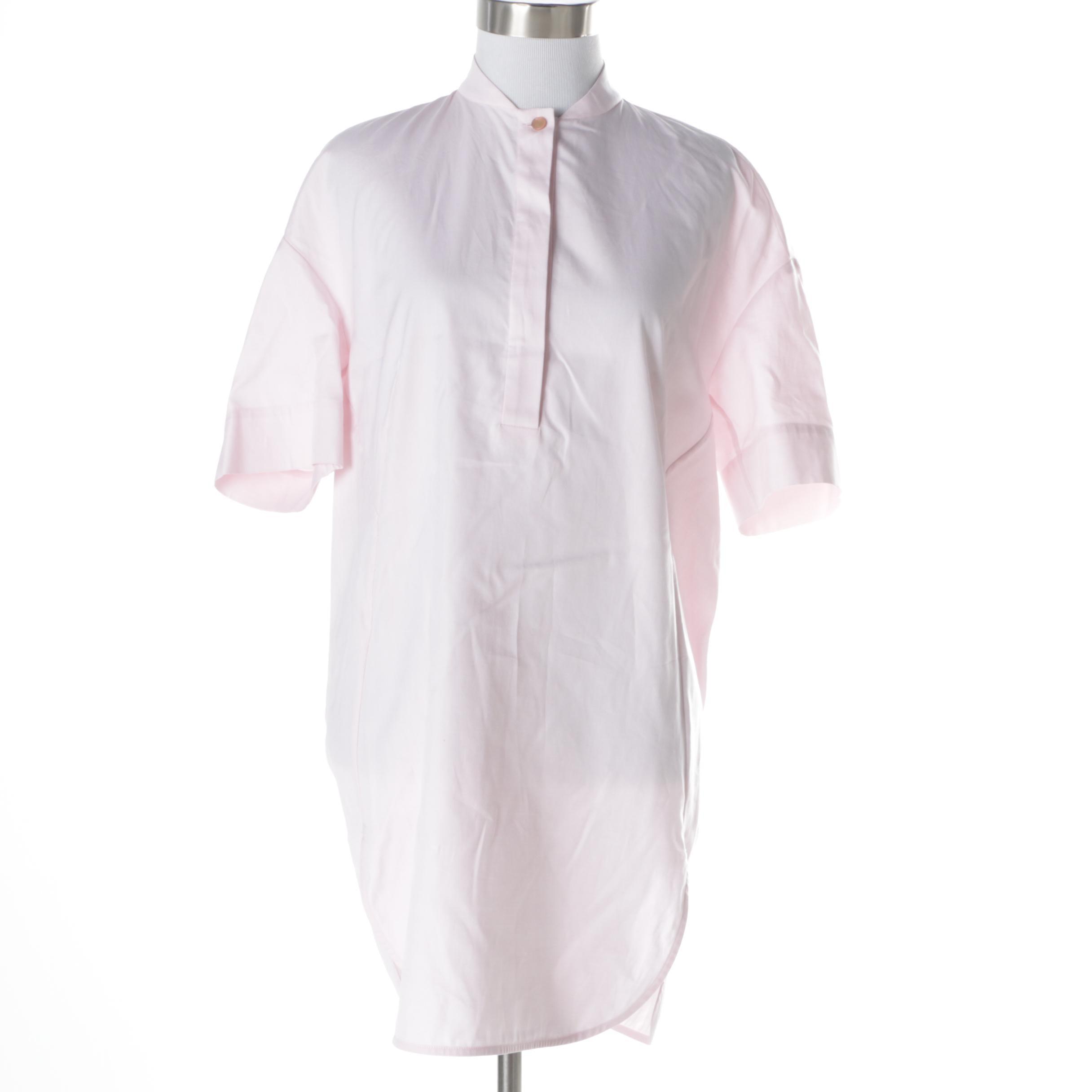 Women's Balenciga Pink Shirt