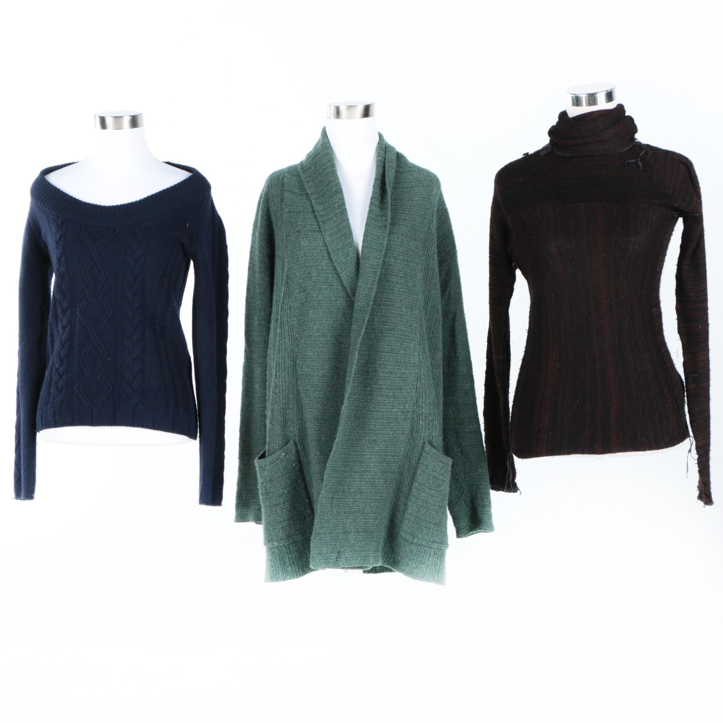 Women's Sweaters Including Costume National