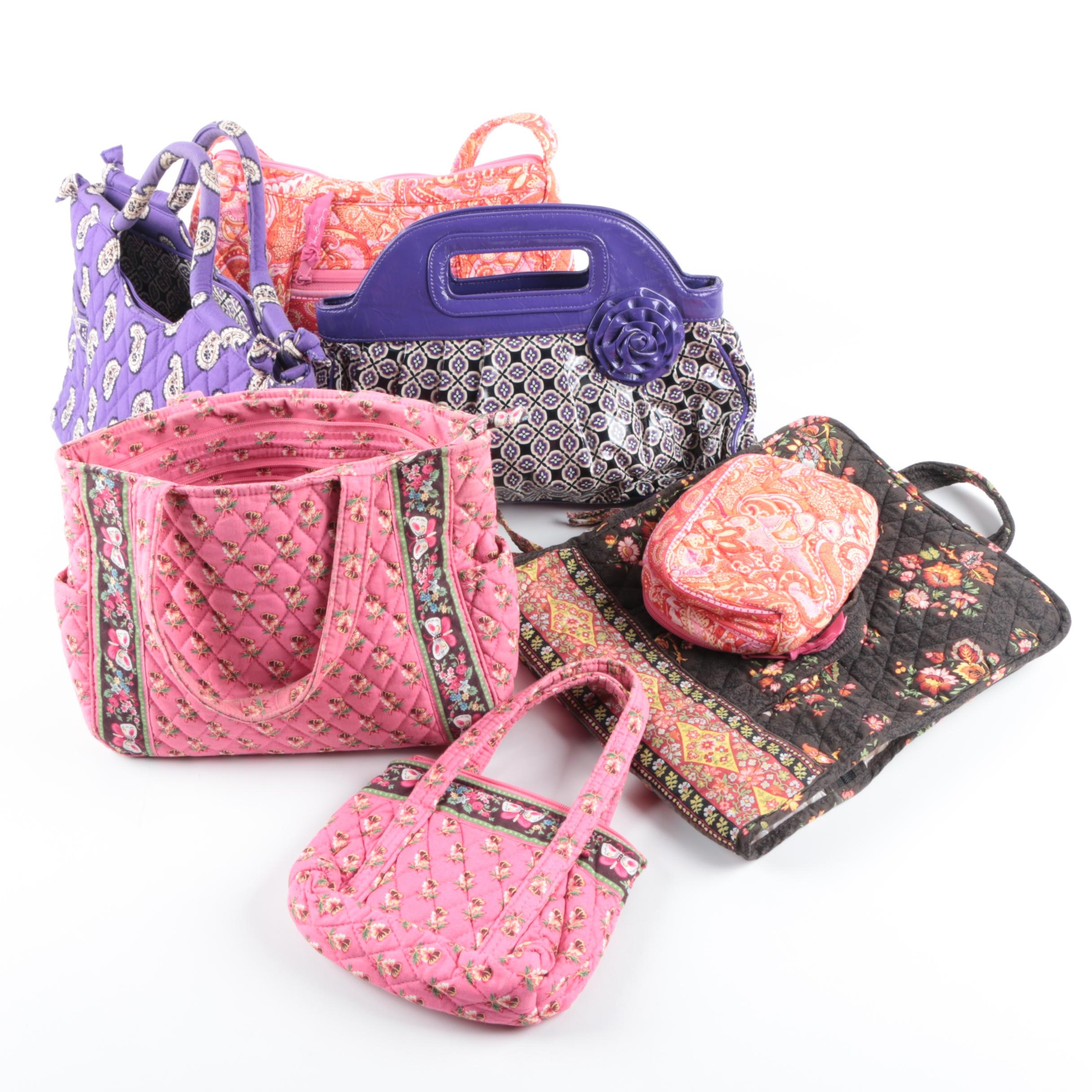 Vera Bradley Purses and Travel Bags