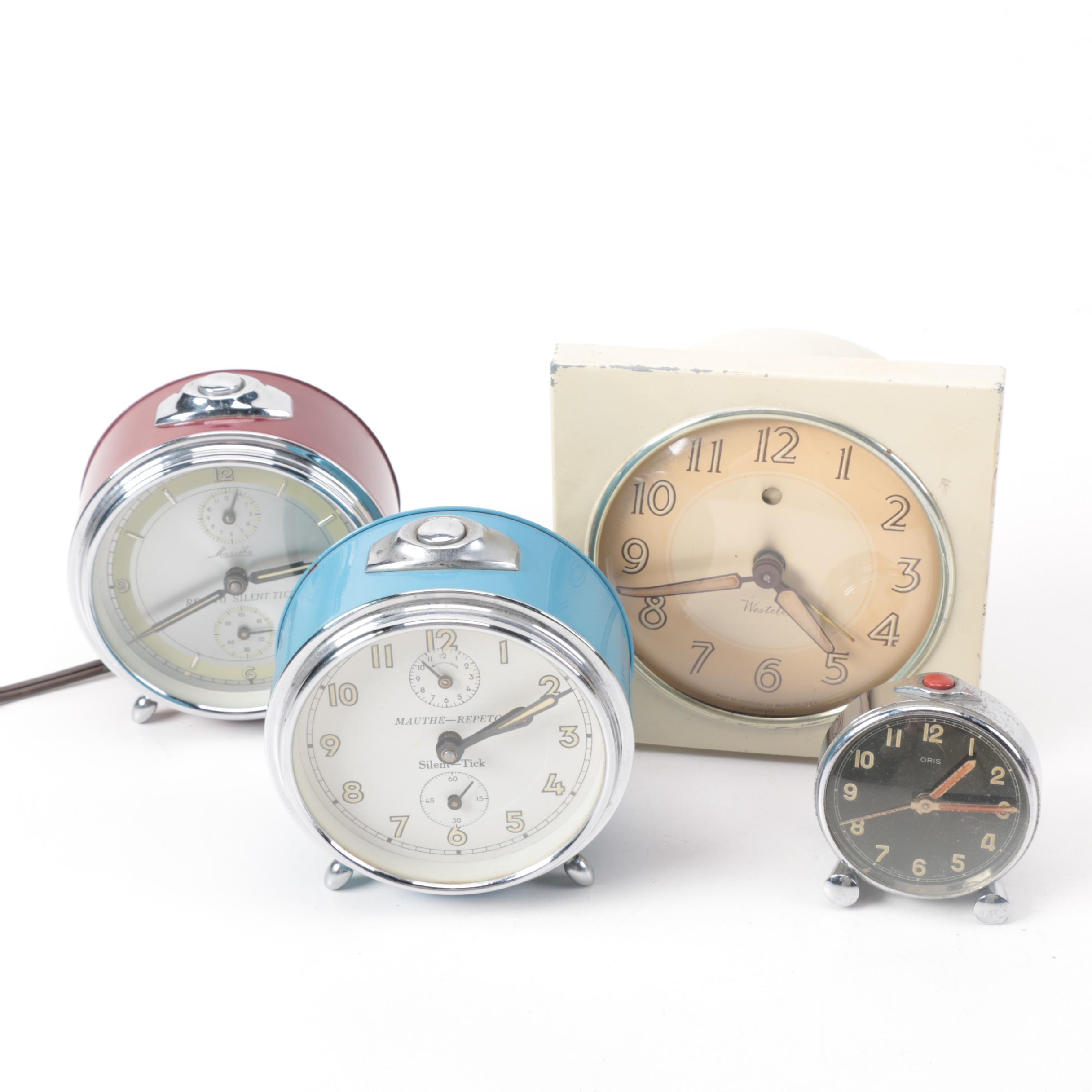 Retro Style Vintage Alarm Clocks