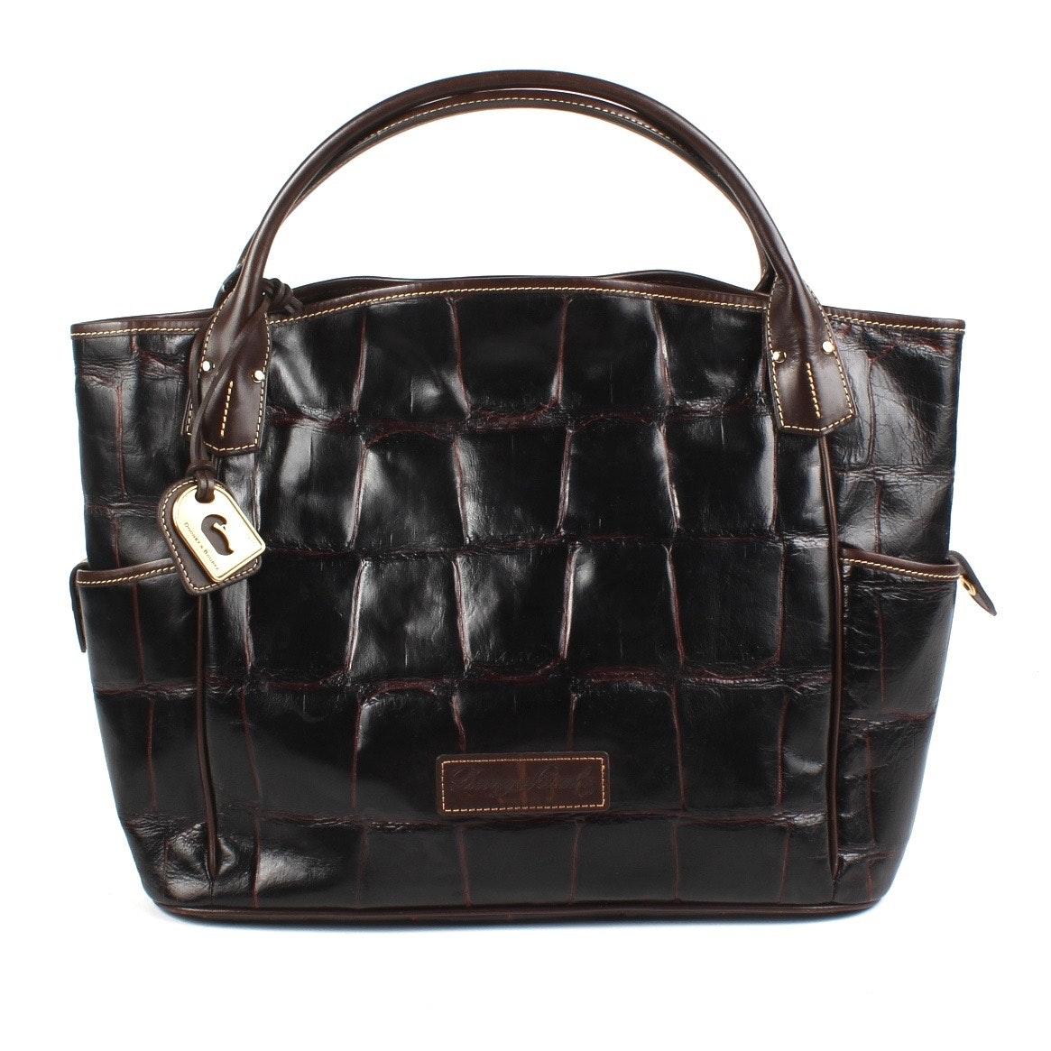 Dooney & Bourke Kristen Leather Tote