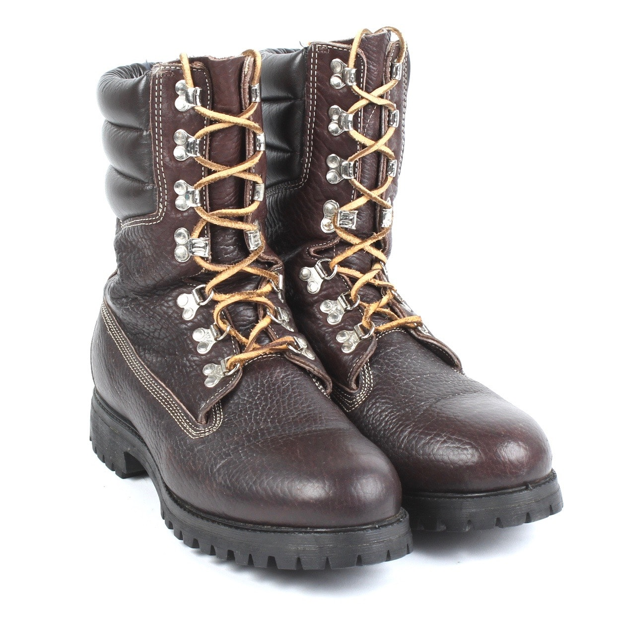 """Timberland Men's """"Super Boot"""" Leather Boots"""