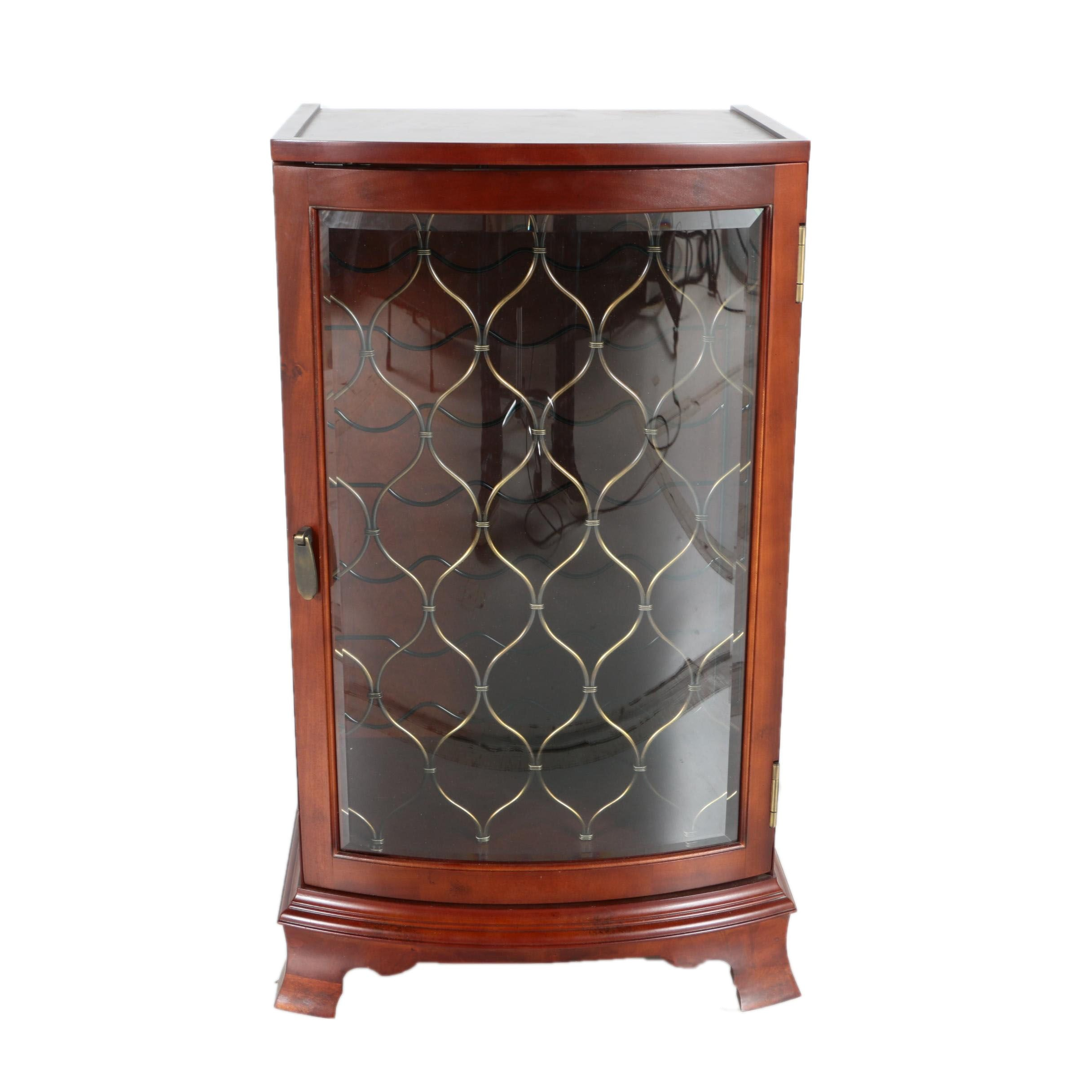 Wine Cabinet by the Bombay Company
