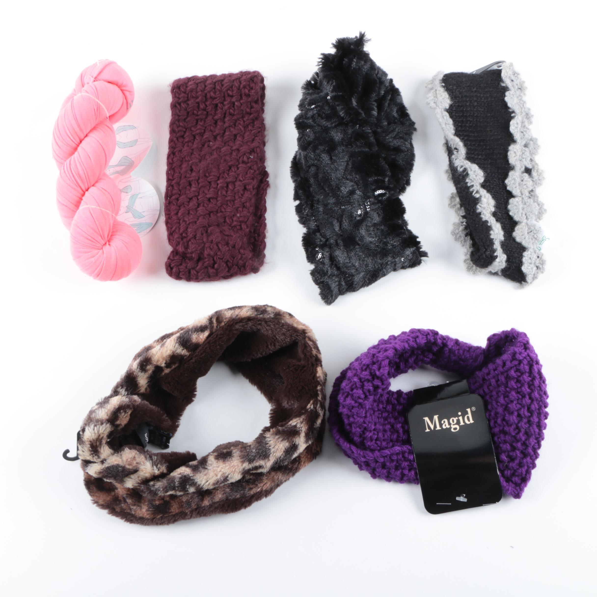 Apana Patanjali Scarf and Headbands