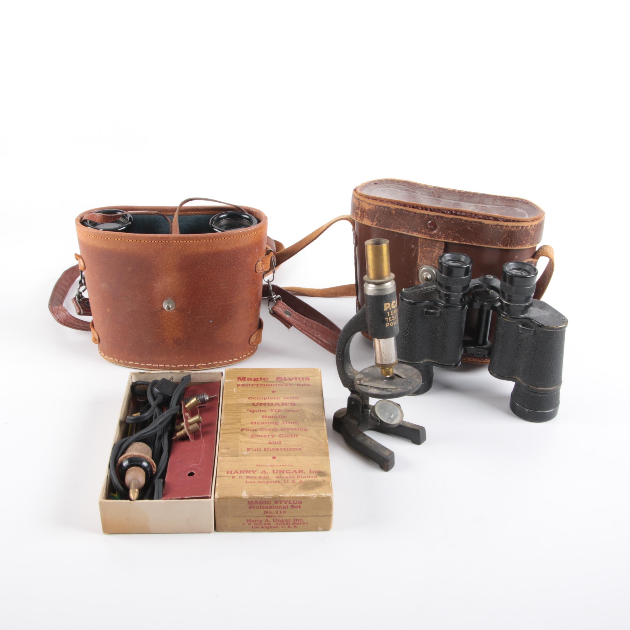 Binoculars and Accessories