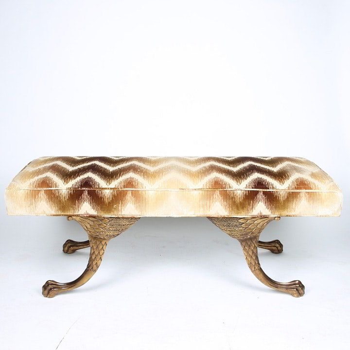 Empire Style Bench