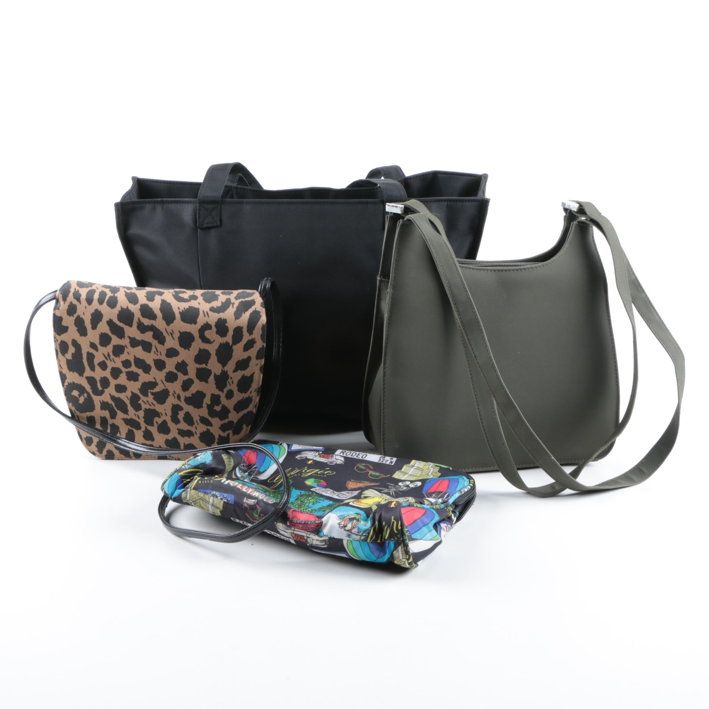 Shoulder Bags and Pouch Including Nicole Miller