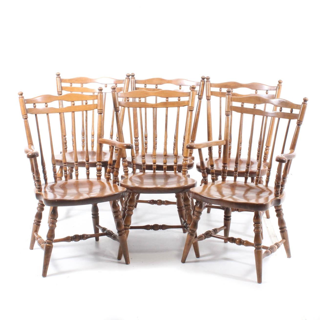 Nichols & Stone Dining Chairs