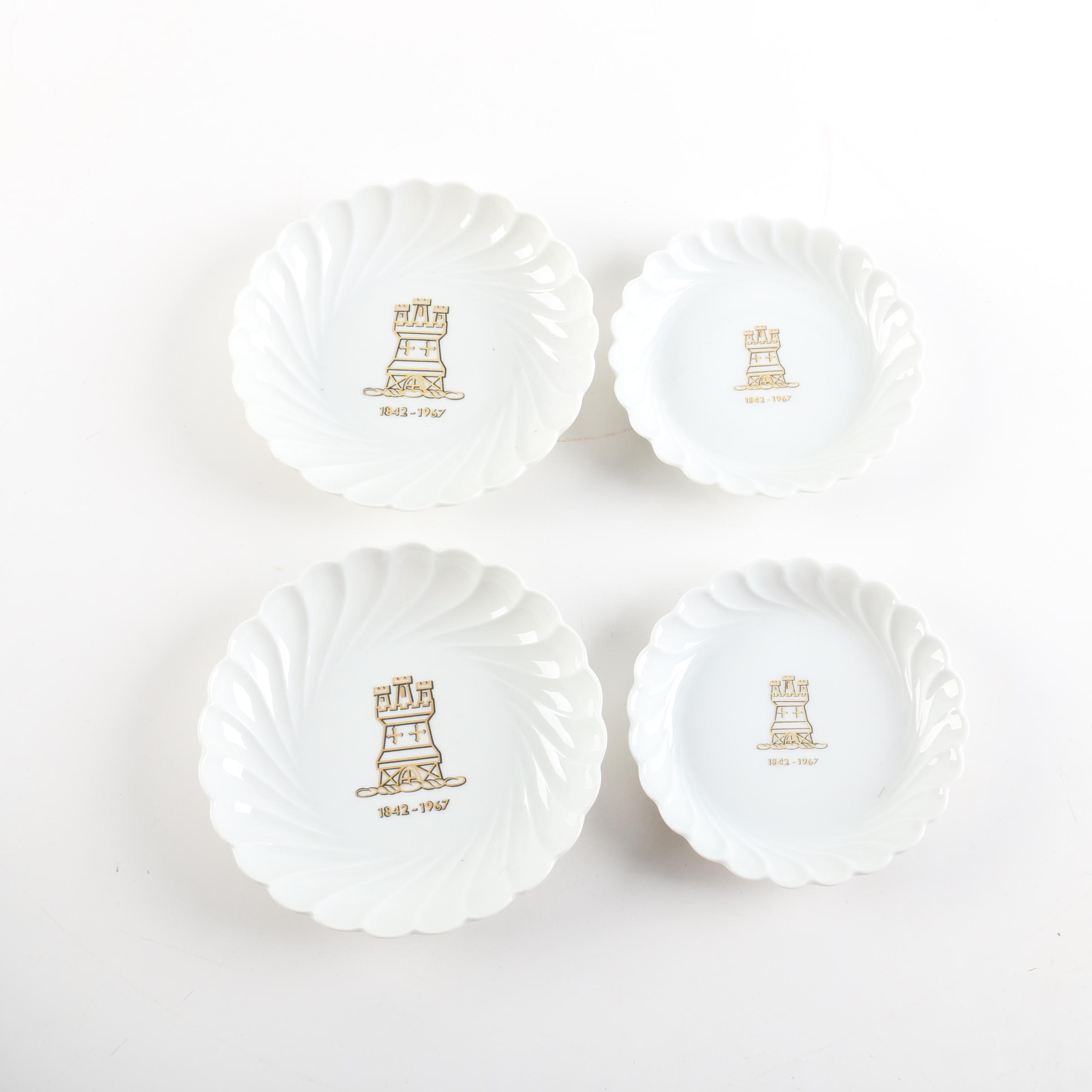 Limoges Haviland Anniversary Plates