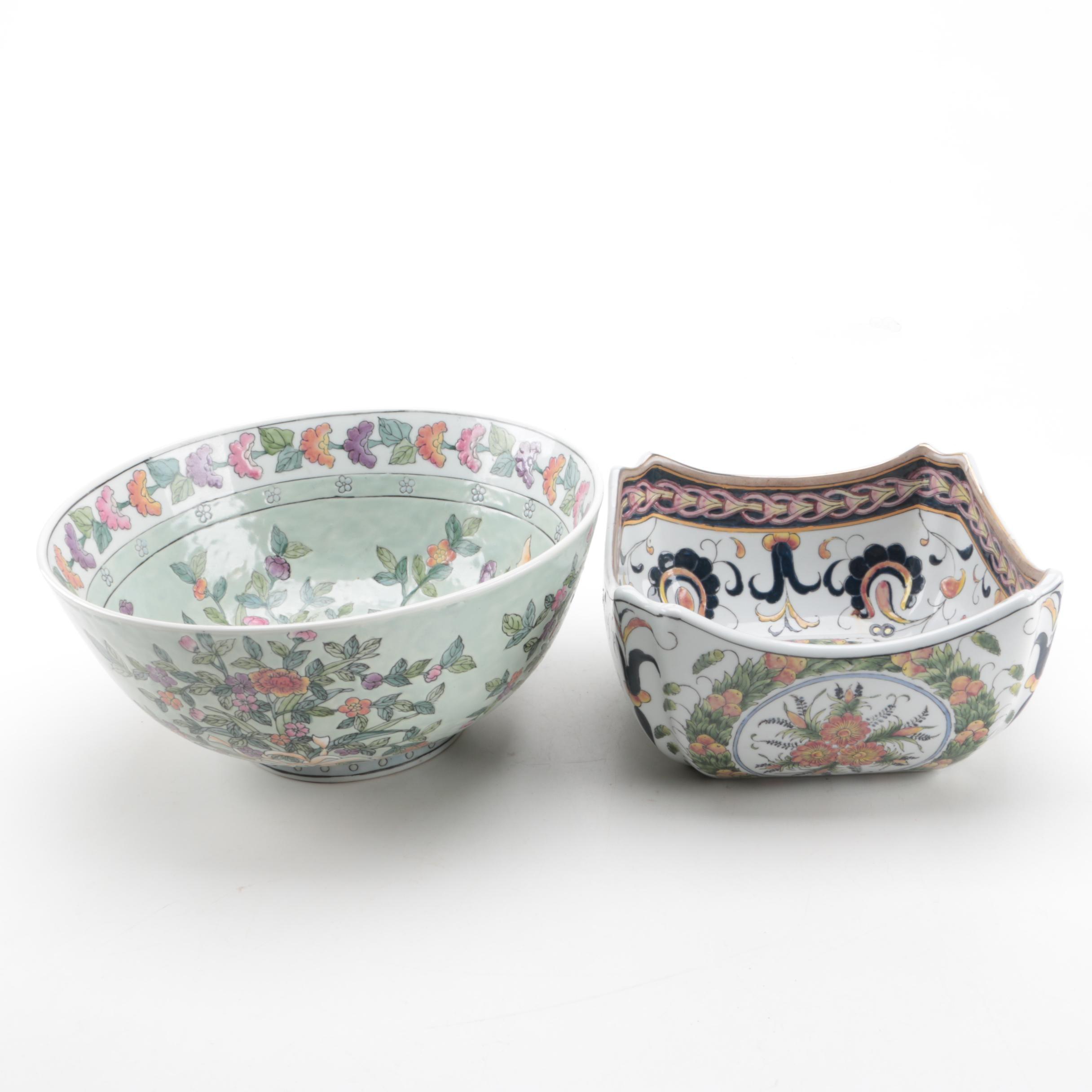 Decorative Ceramic Bowls