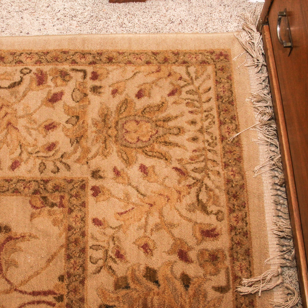 "Power-Loomed Nourison ""Mahal"" Area Rug"