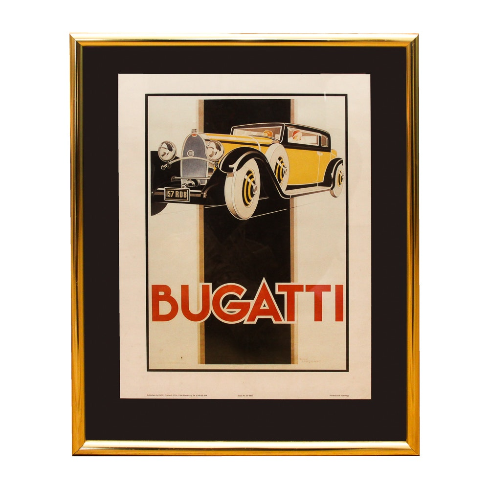 Bugatti Print
