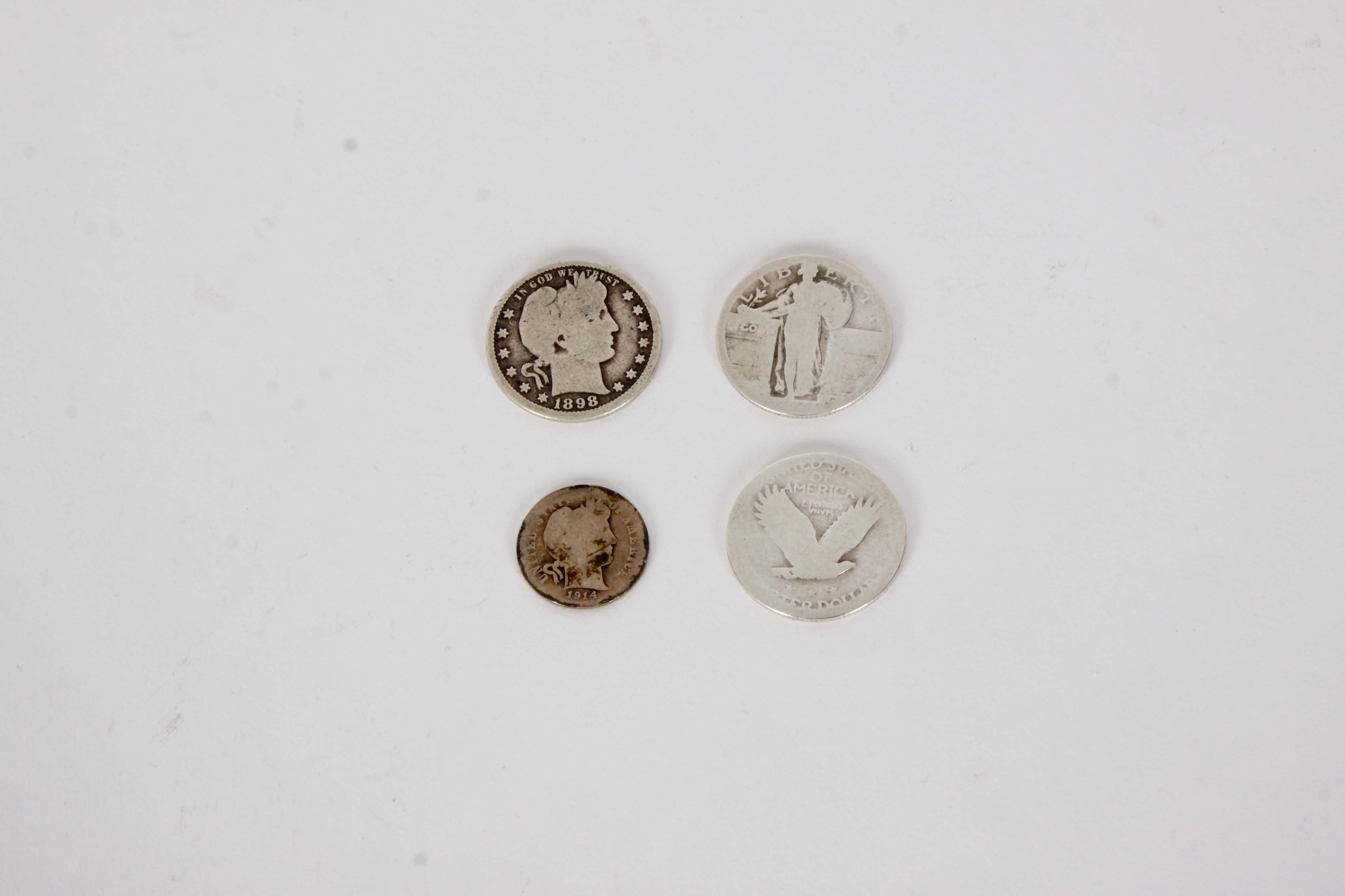 Assorted Silver Coins