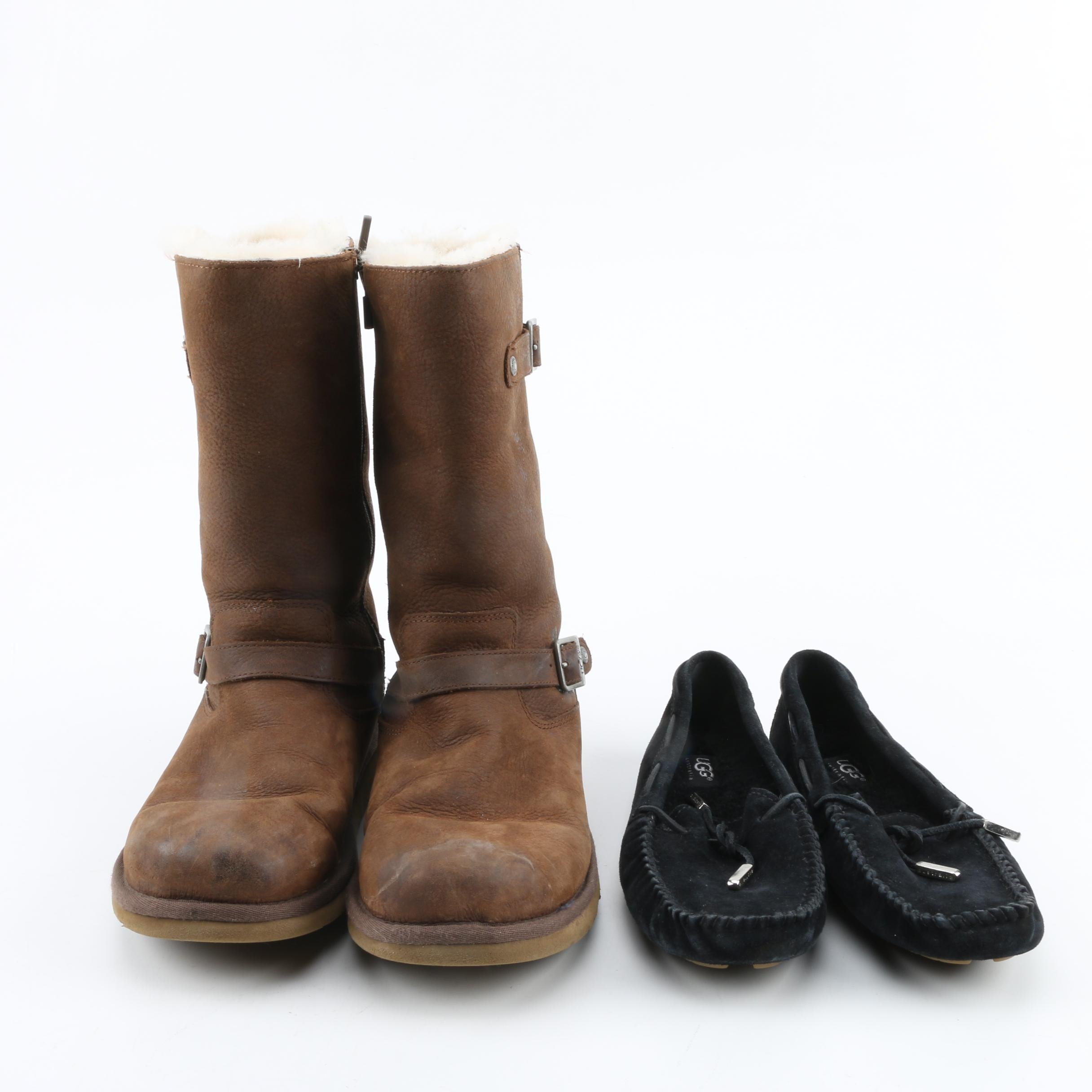 Women's UGG Sutter Boots and Loafers
