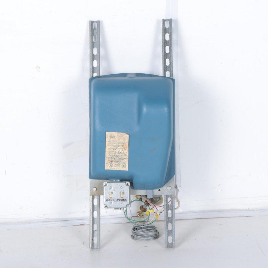 Aladdin light lift motorized chandelier lift ebth for Motorized chandelier lift system