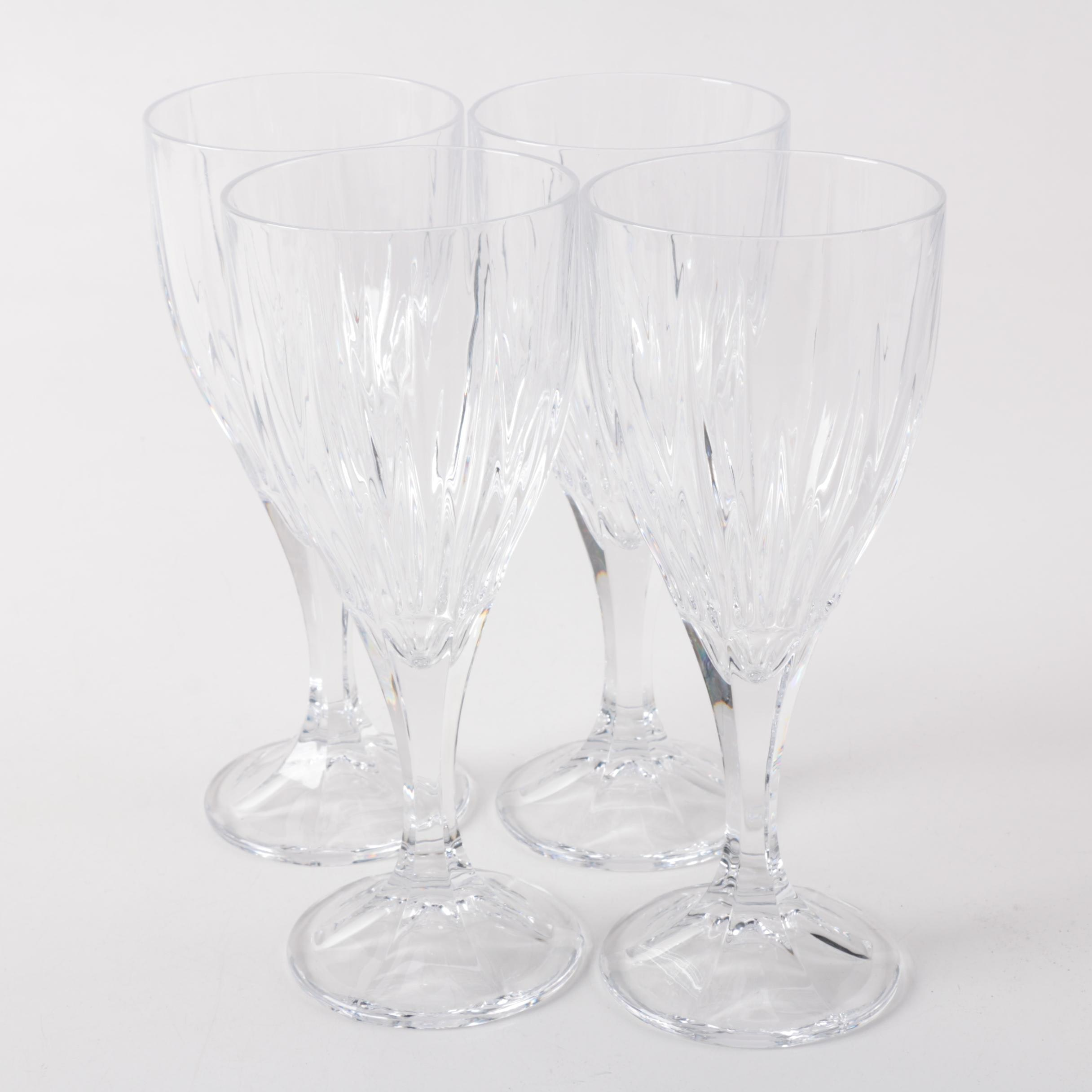 Collection of Glass Stemware