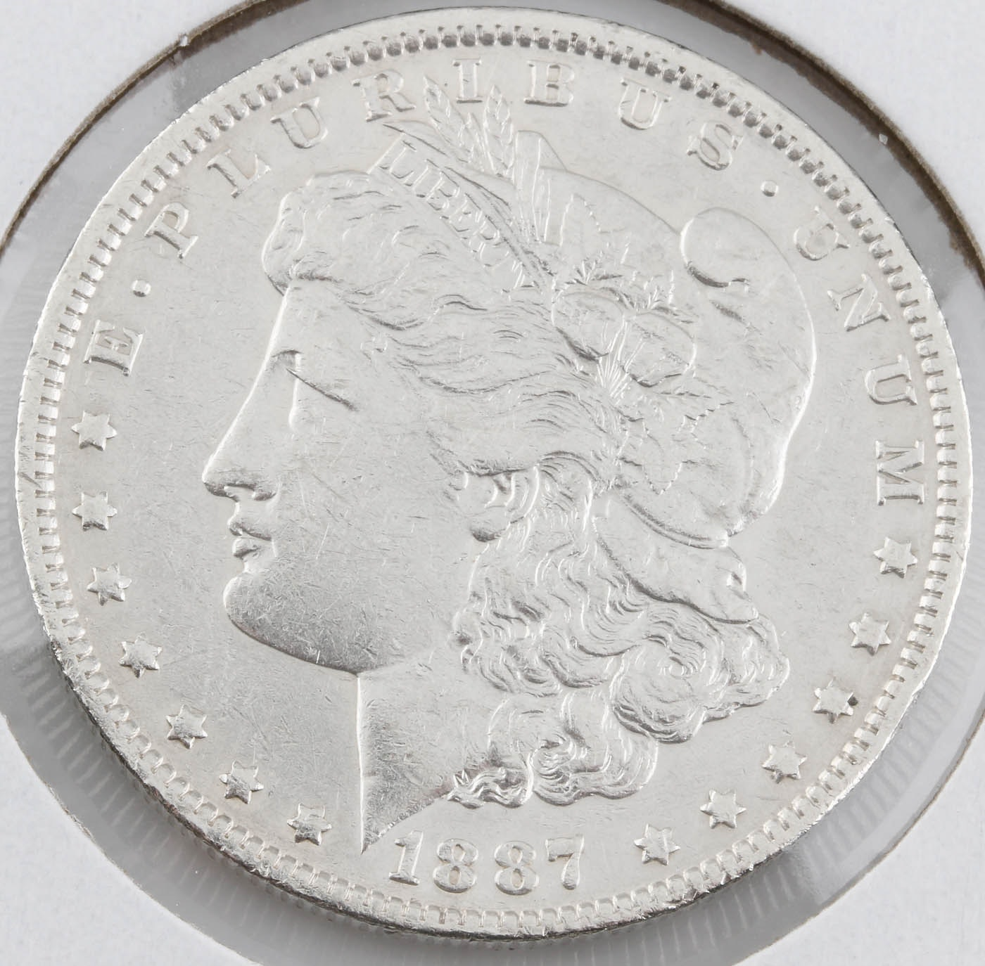 1887-O Silver Morgan Dollar