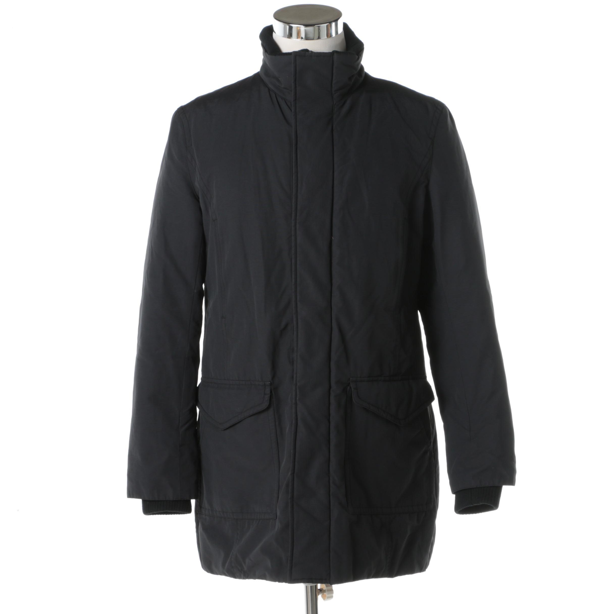 Men's Calvin Klein Collection Winter Coat