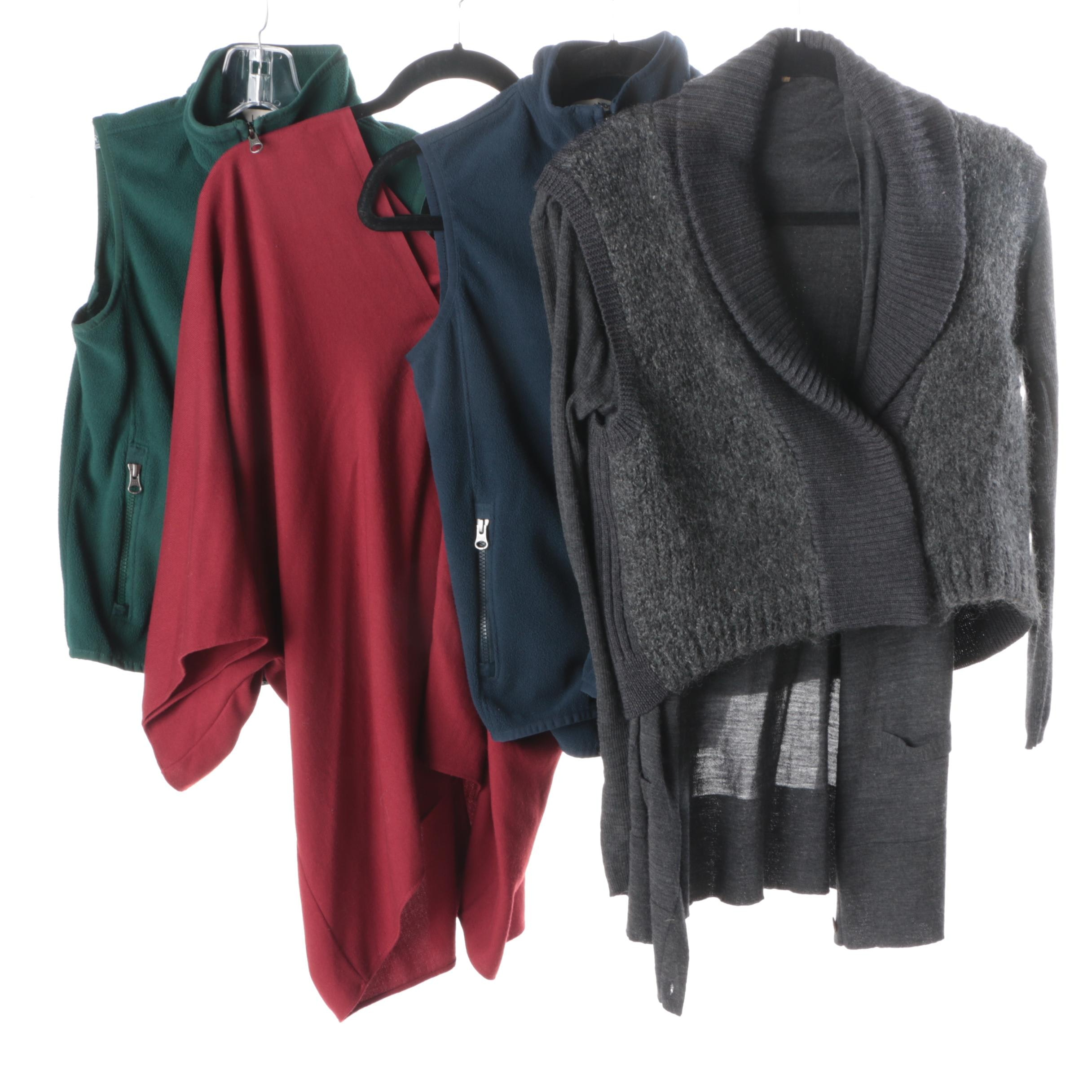 Women's Knits and Children's Lands' End Outerwear