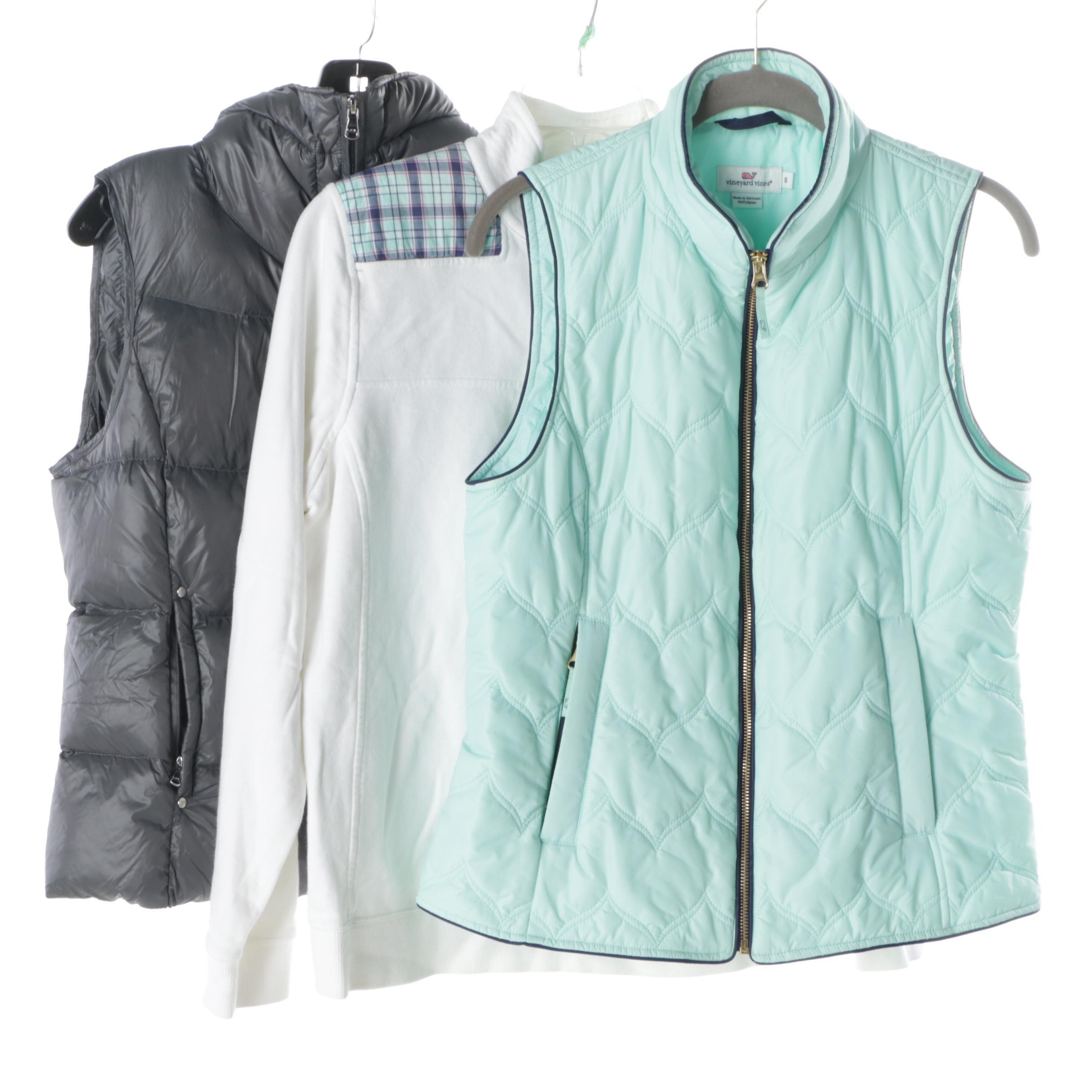 Women's Outerwear Including Vineyard Vines and Lauren Ralph Lauren