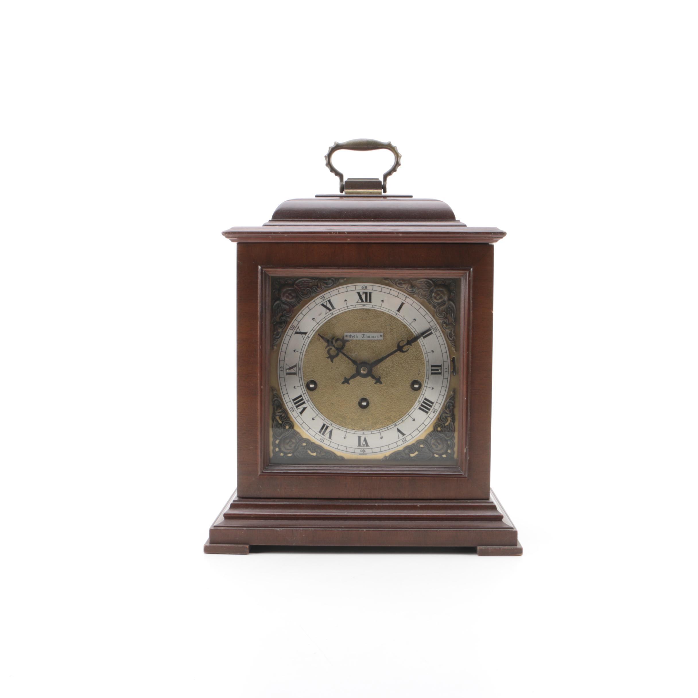 Seth Thomas Legacy Mantel Clock