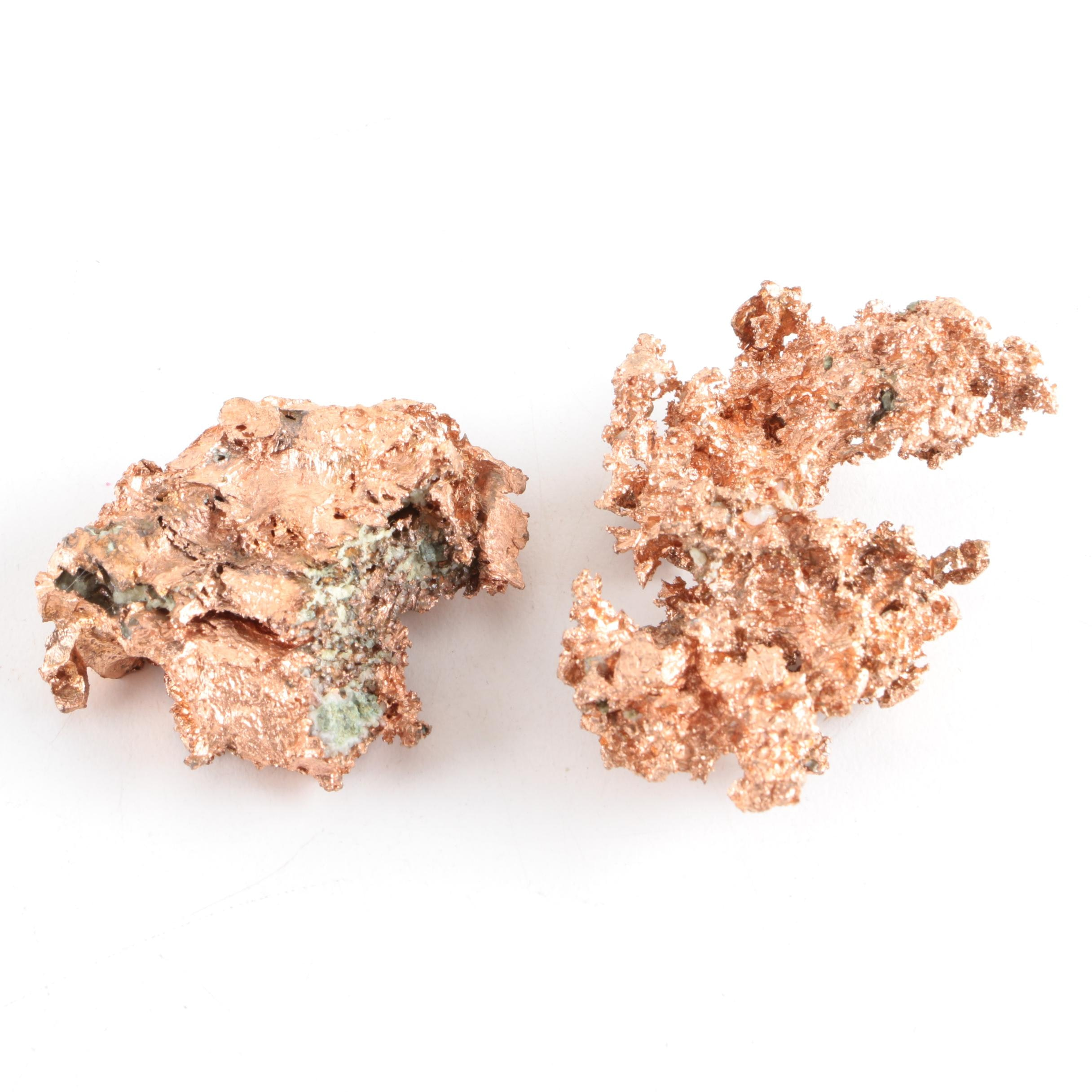 Native Copper Nuggets