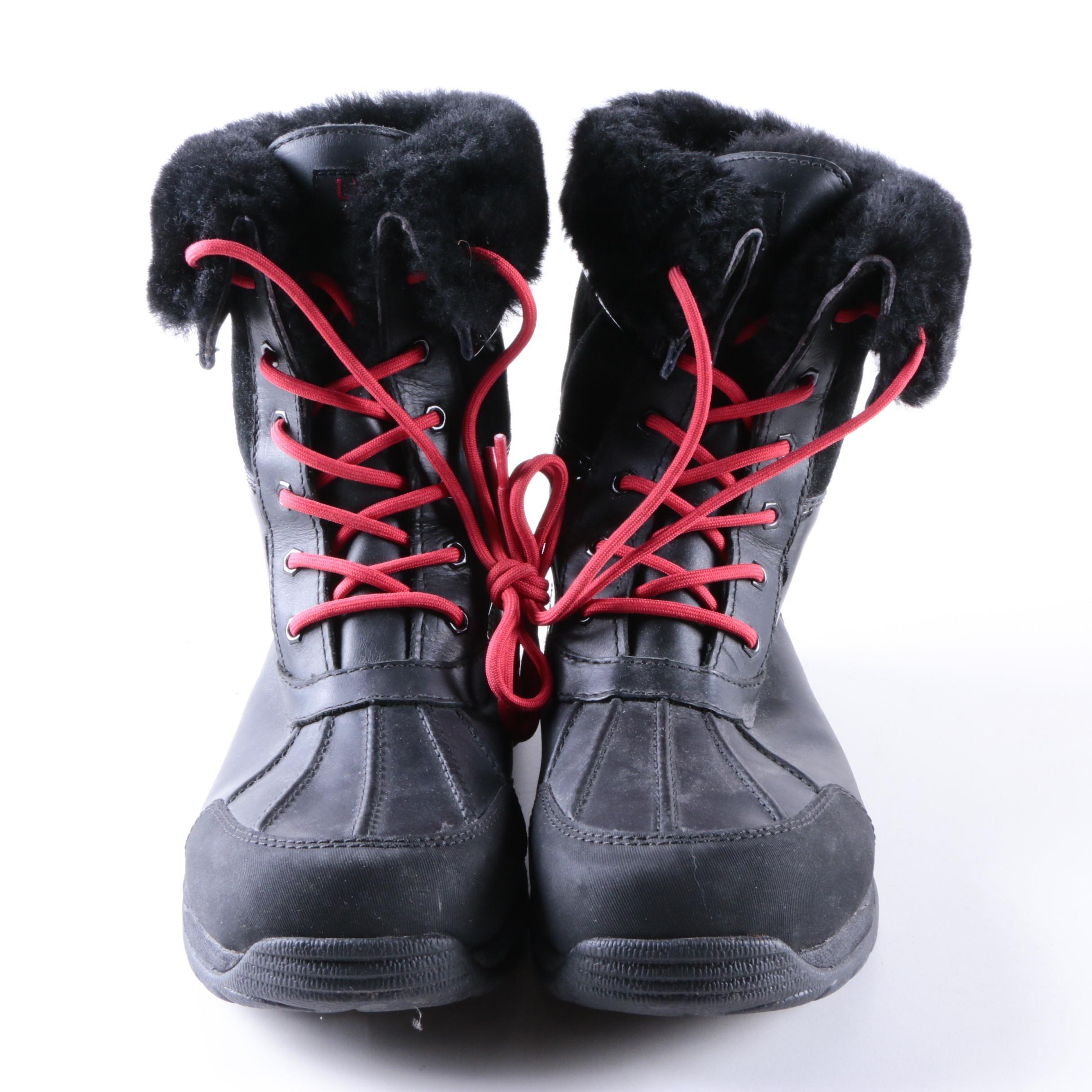 Women's Ugg Adirondack Snow Boots