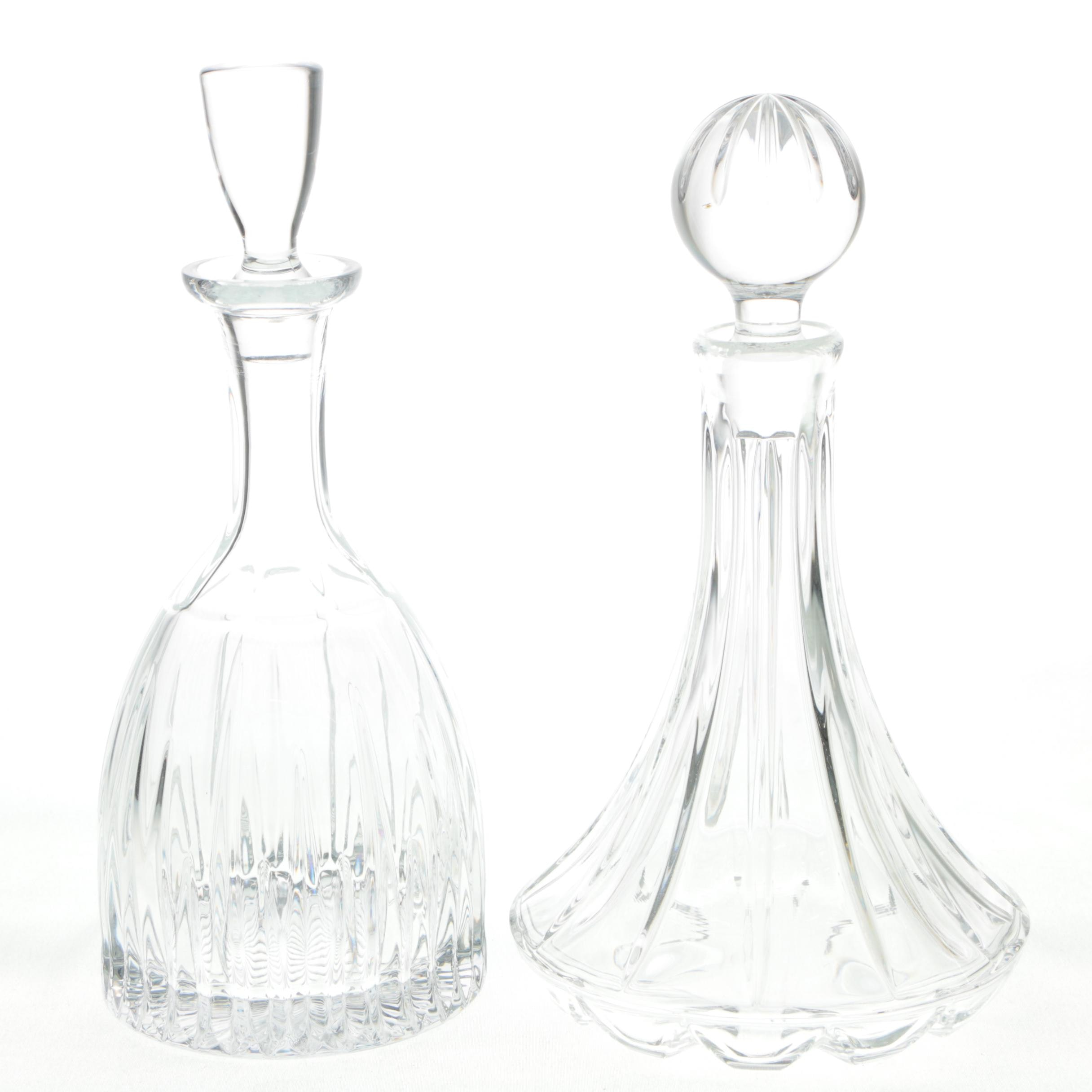 Pairing of Crystal Decanters