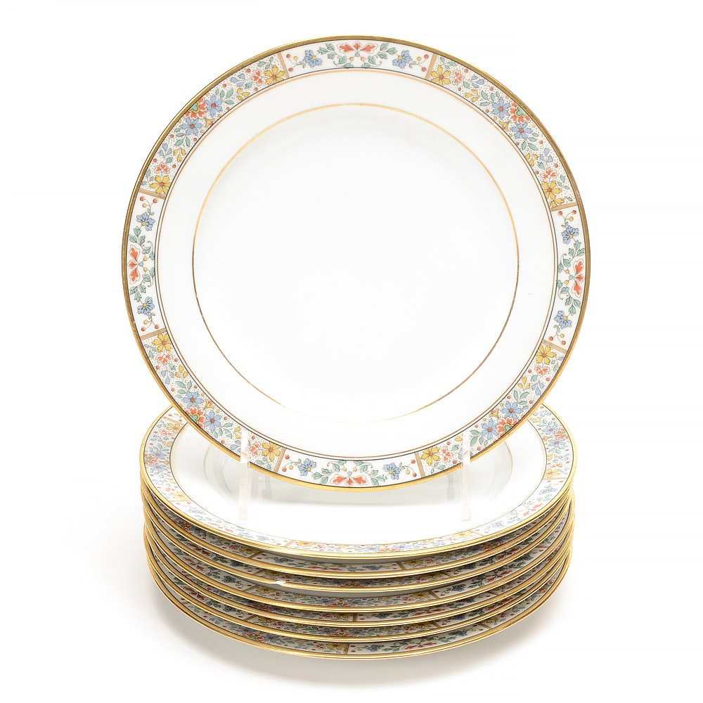 Collection of Limoges of France Plates