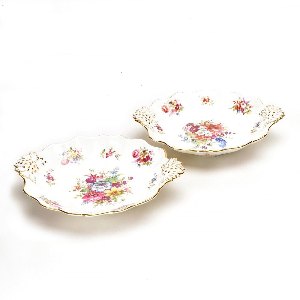 Pair of Hammersley Bowls