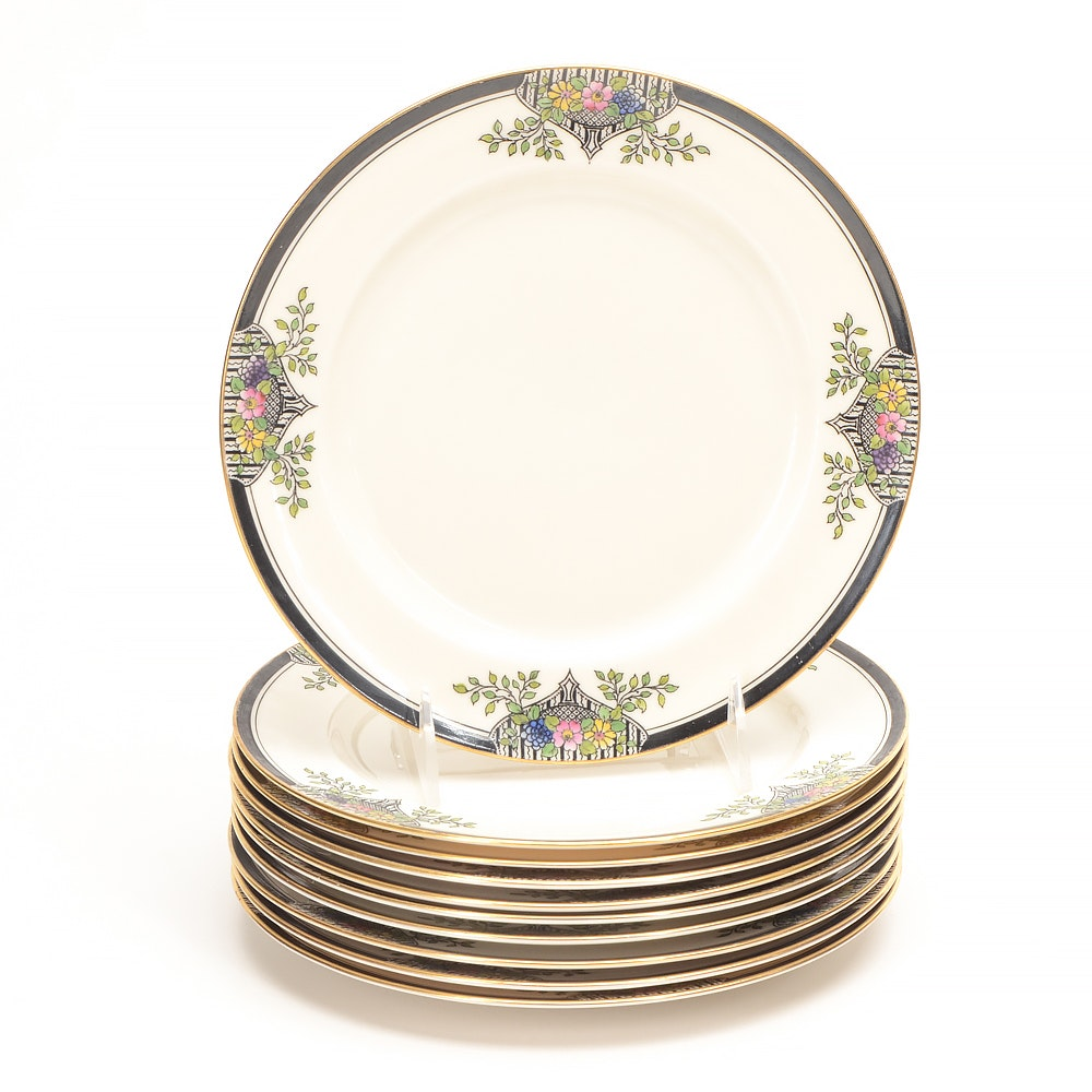 Collection of Lenox Plates