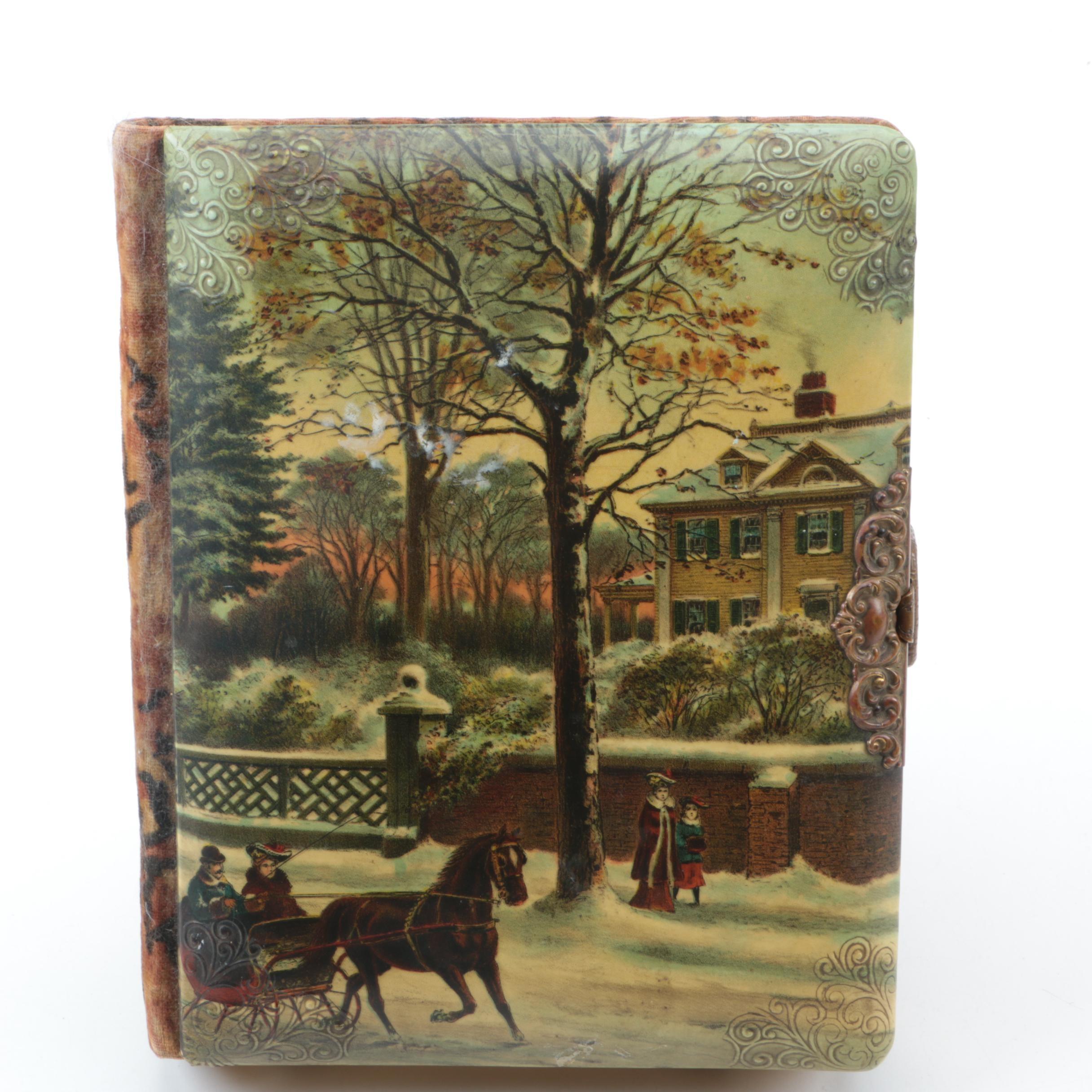 Antique Photograph Album