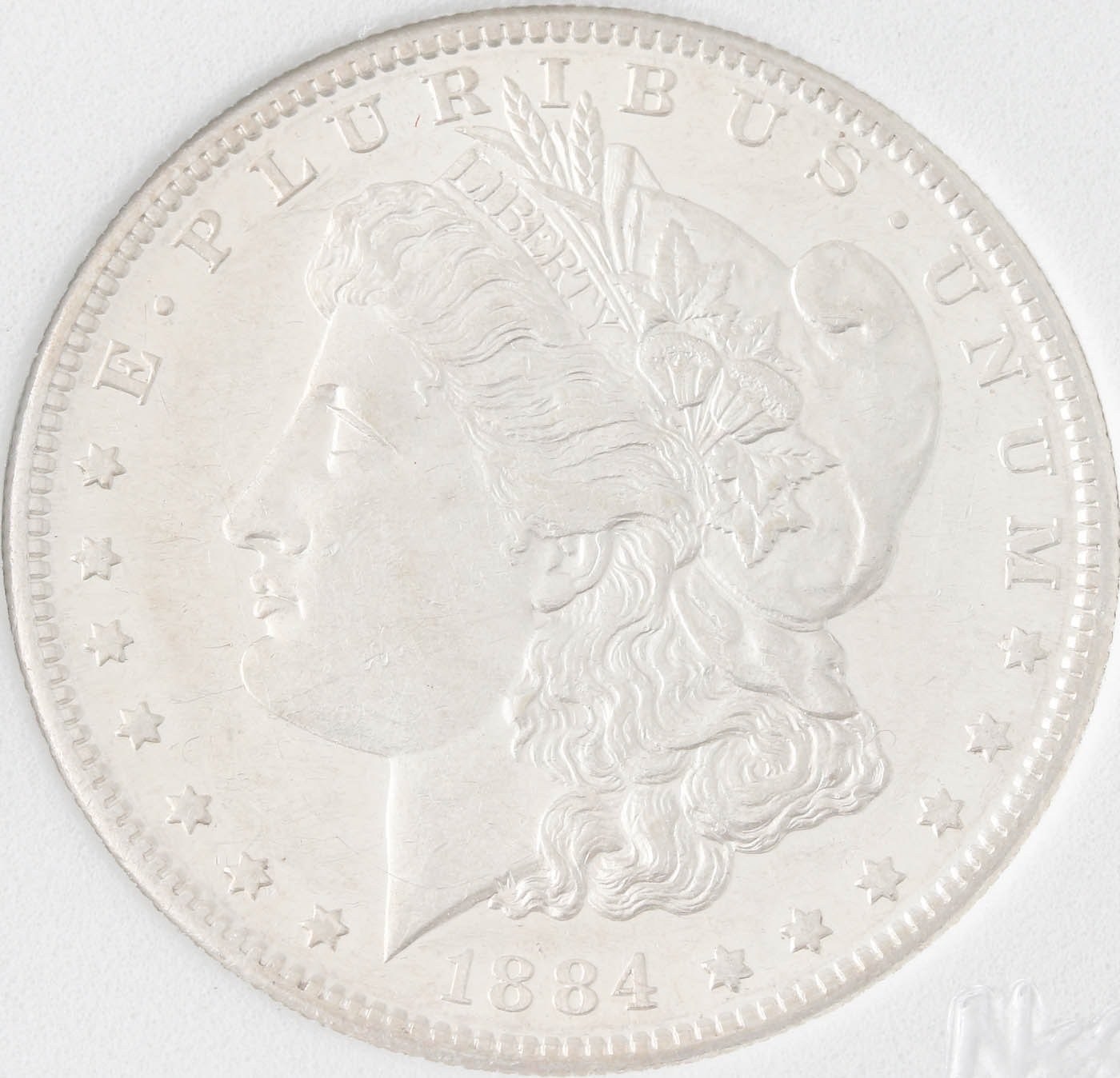 1884-S Silver Morgan Dollar