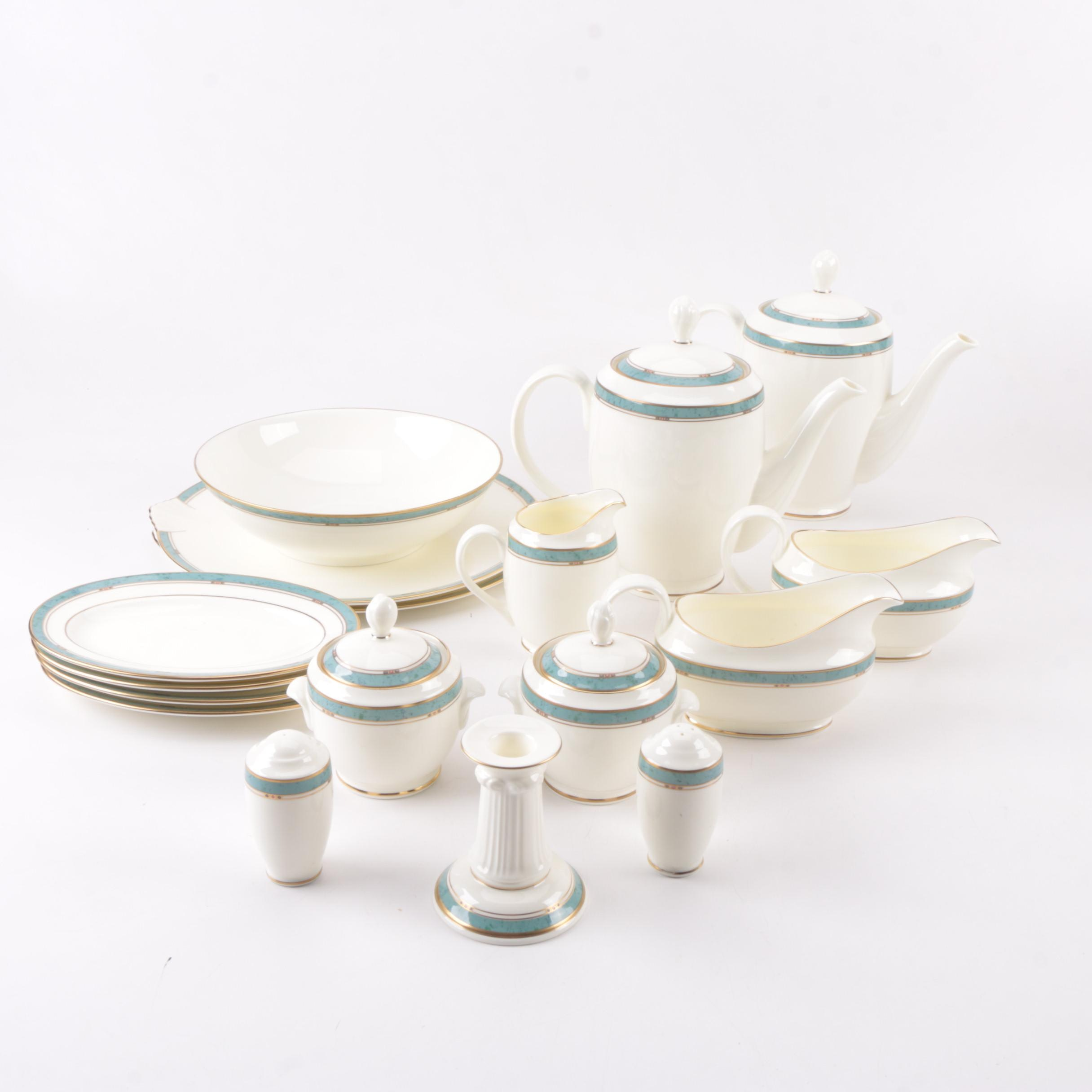 "Pfaltzgraff ""Patina"" Porcelain Serveware"