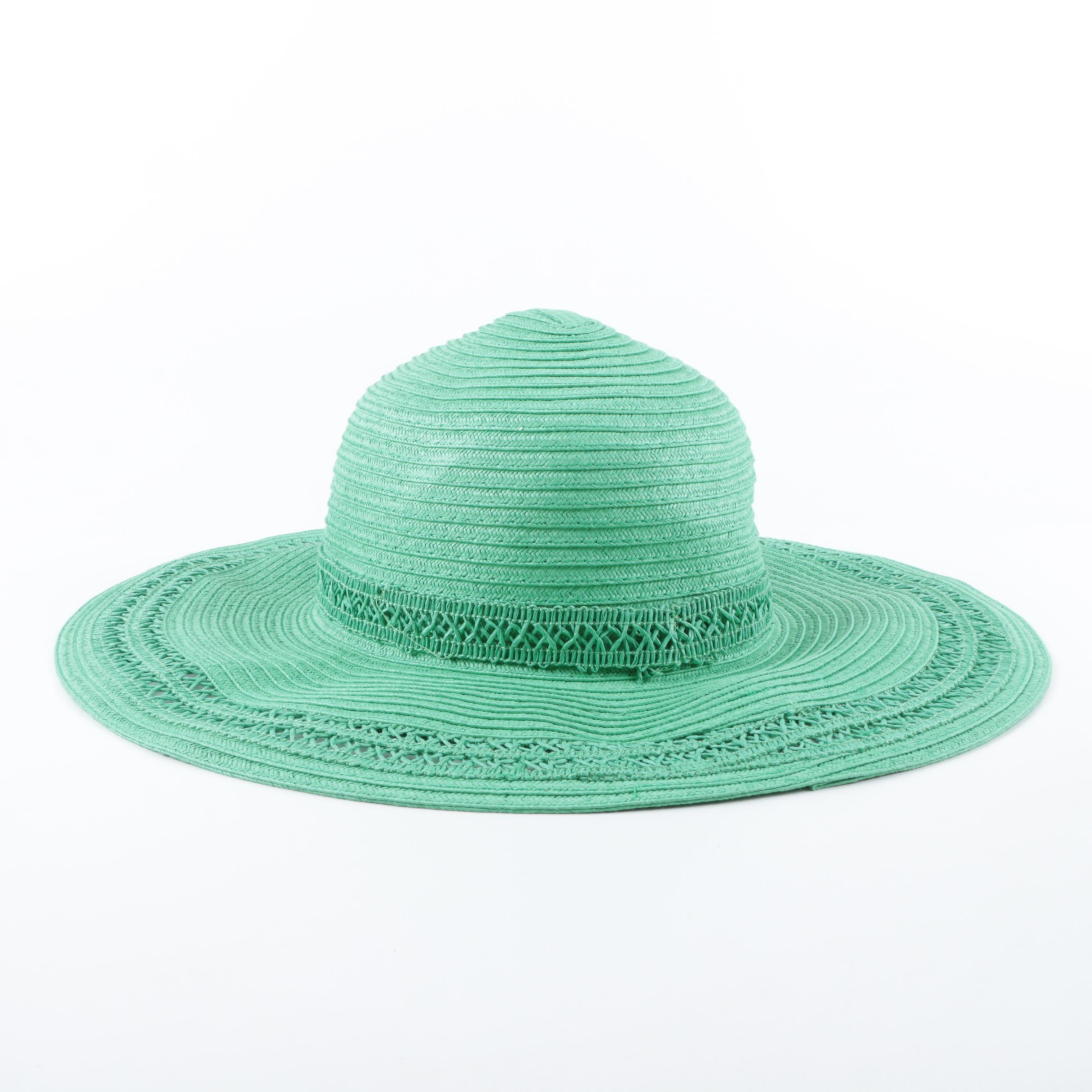 Collection Eighteen Wide Brim Sun Hat
