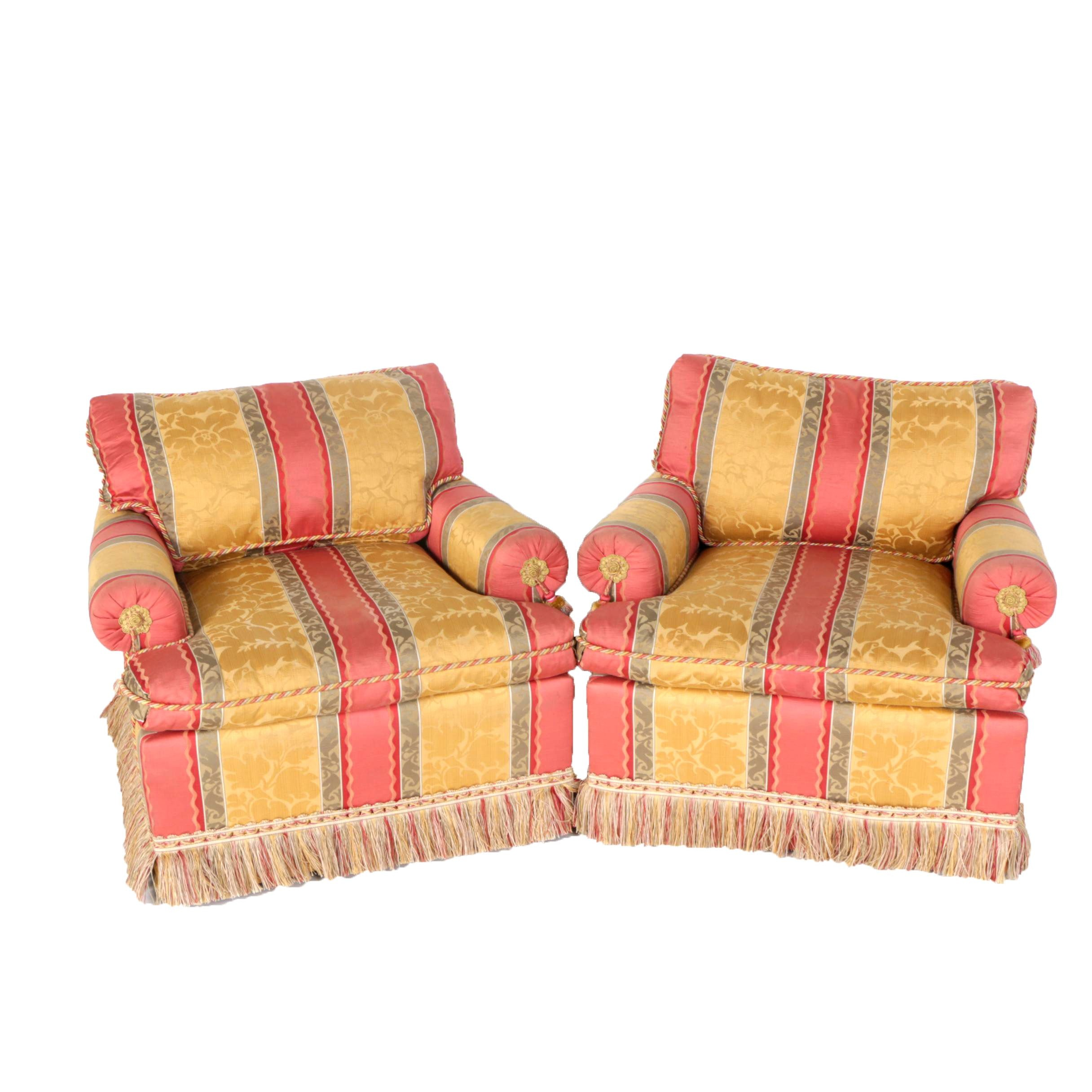 Upholstered Armchairs by Ashley Manor