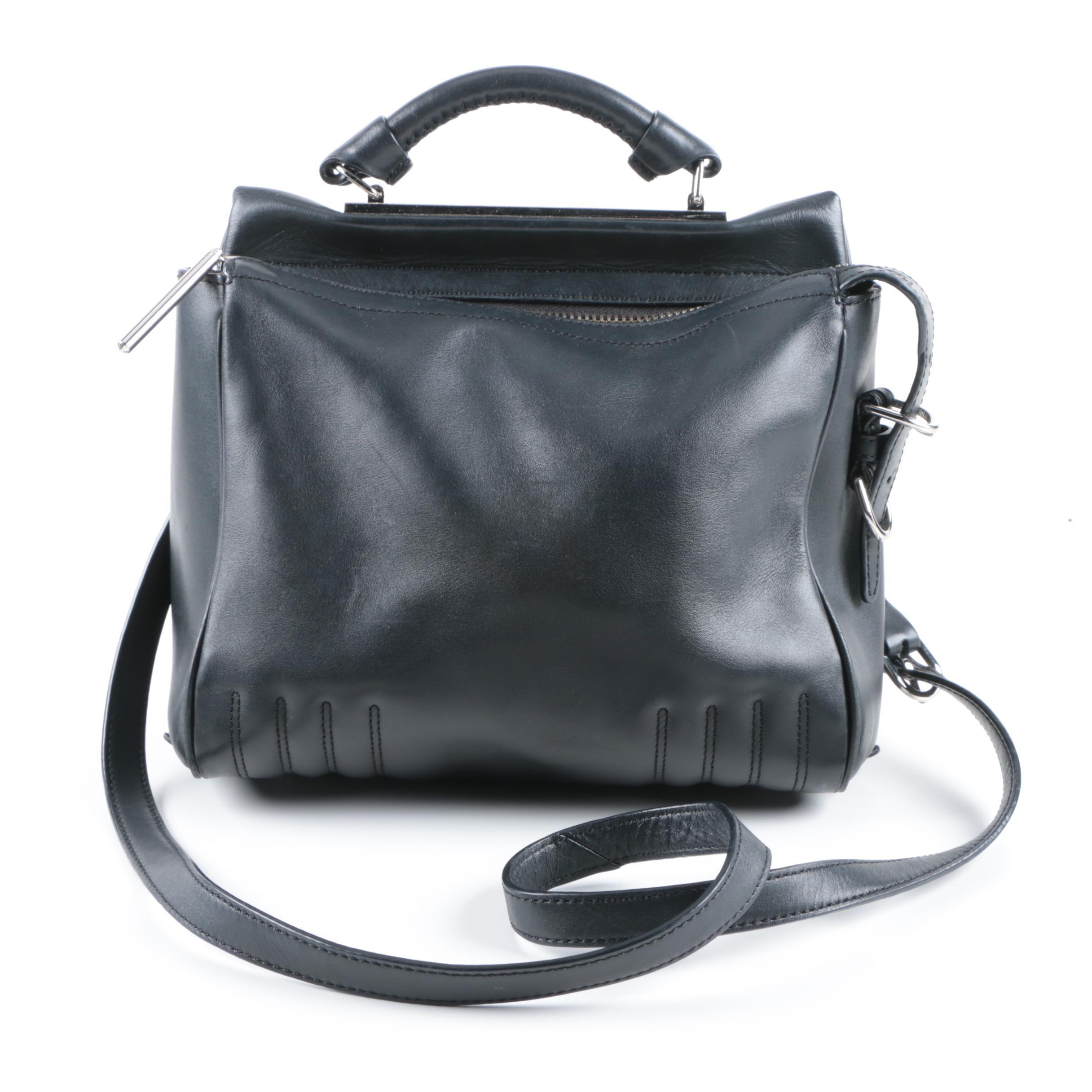 3.1 Phillip Lim Leather Ryder Satchel Handbag