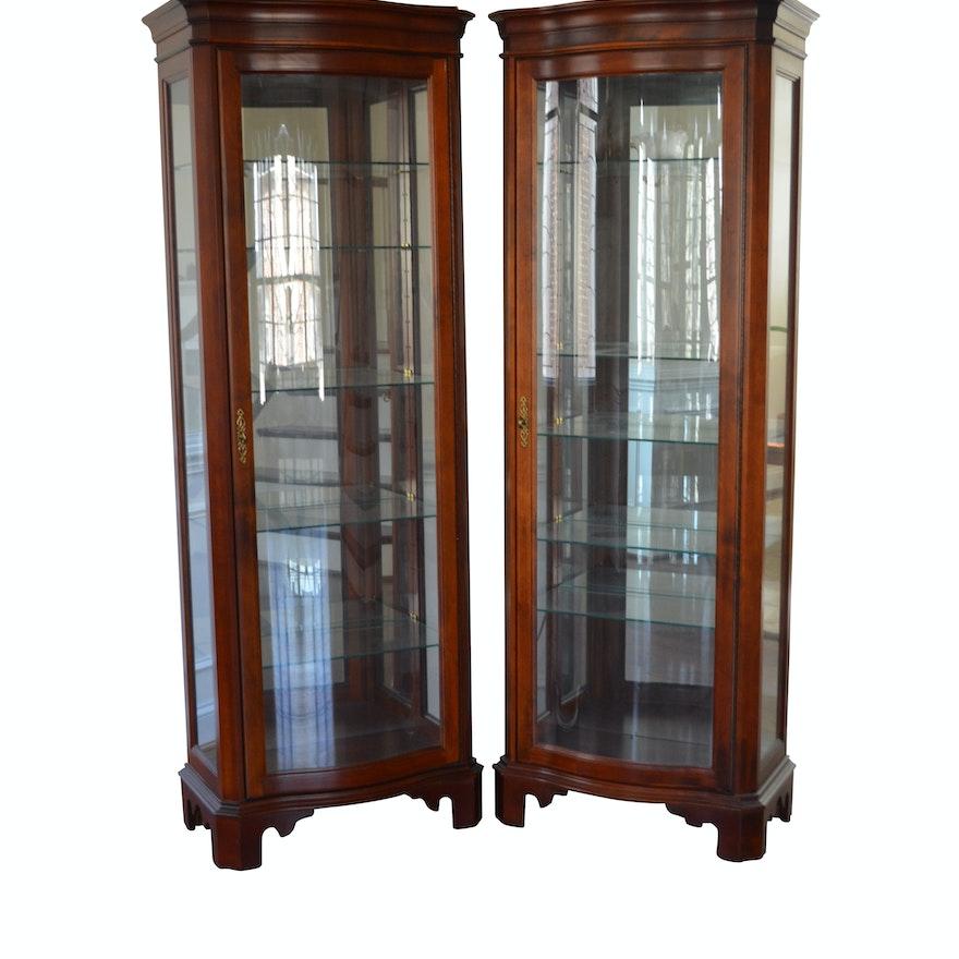 Curio Cabinets by Jasper Cabinets | EBTH