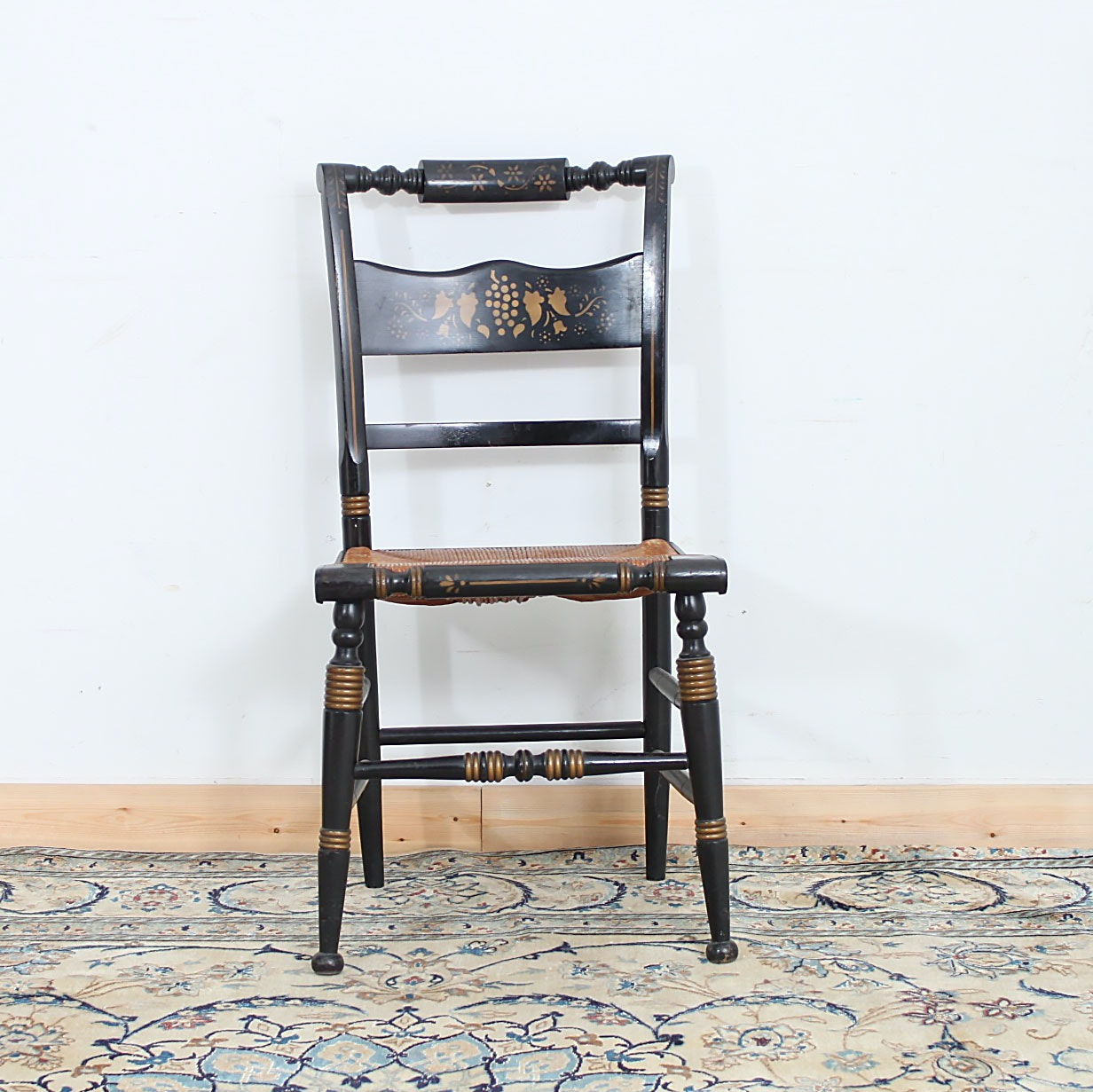 Vintage Hitchcock Style Side Chair