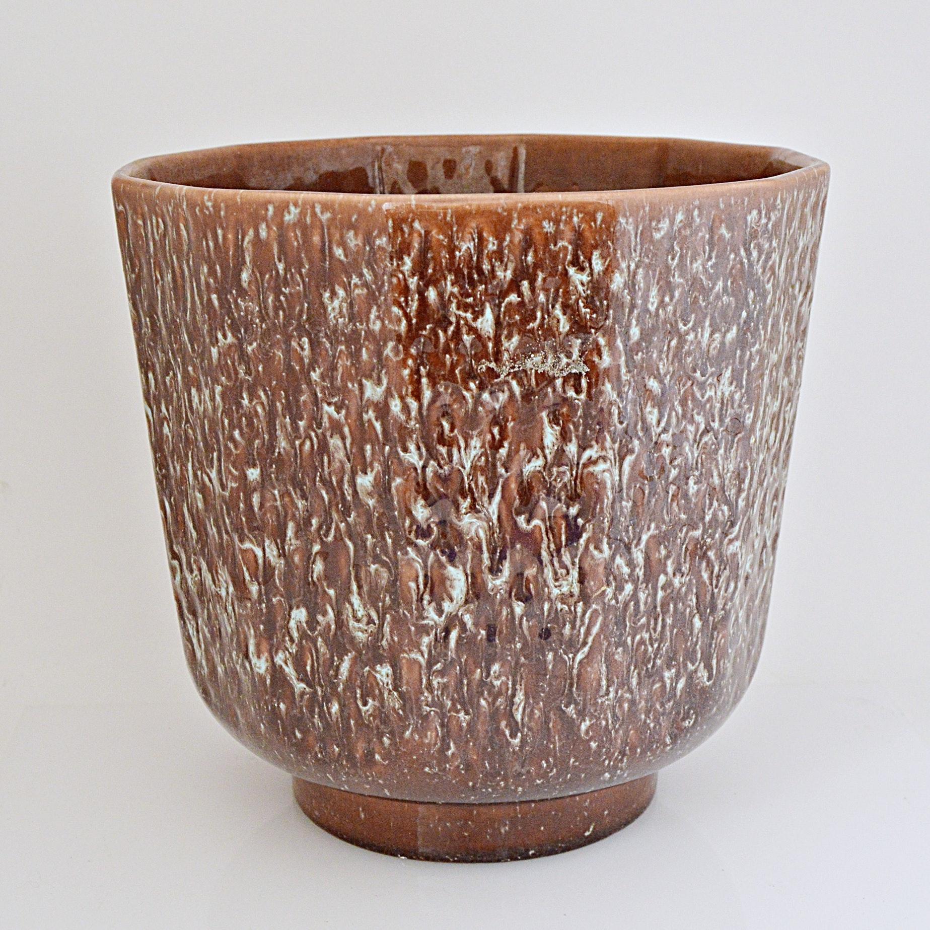 Vintage Haeger Pottery Planter