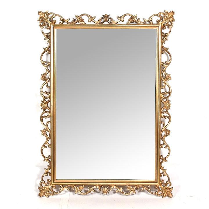 Ornate Wall Mirror