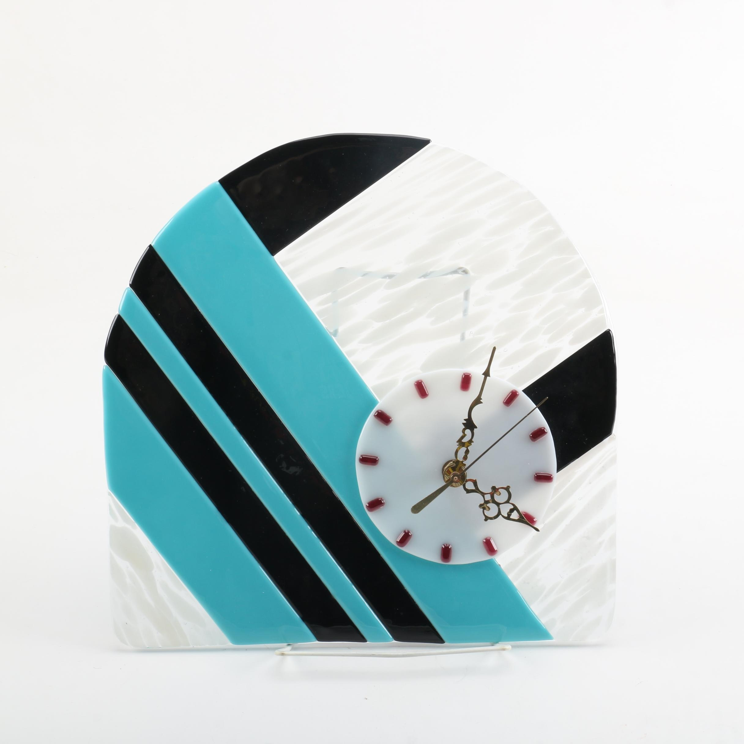 Art-Deco Inspired Clock