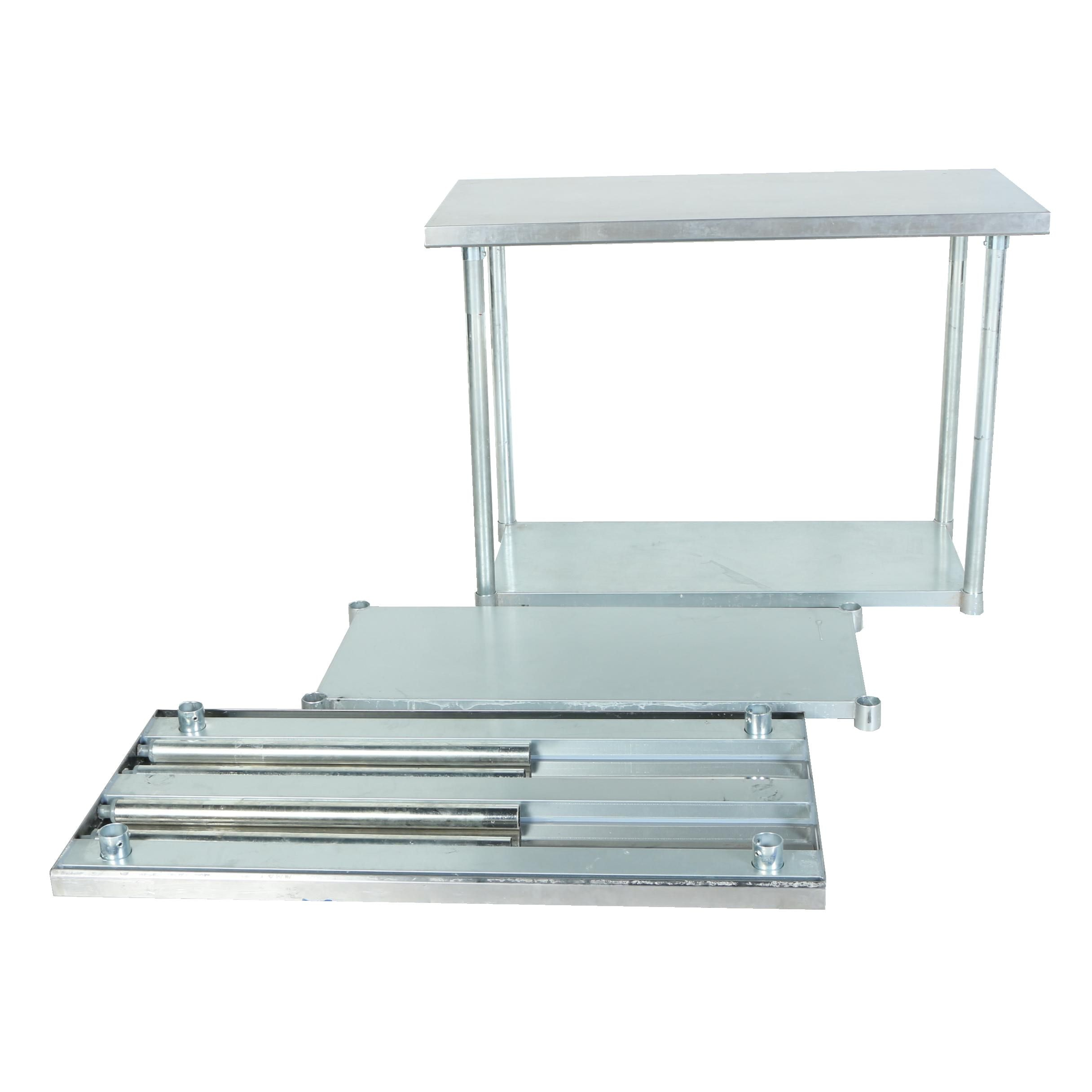 GSW Stainless Steel Work Tables