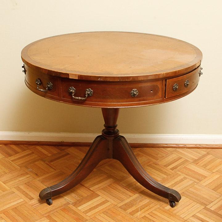 Vintage Regency Style Rent Table by Morrison-Neese
