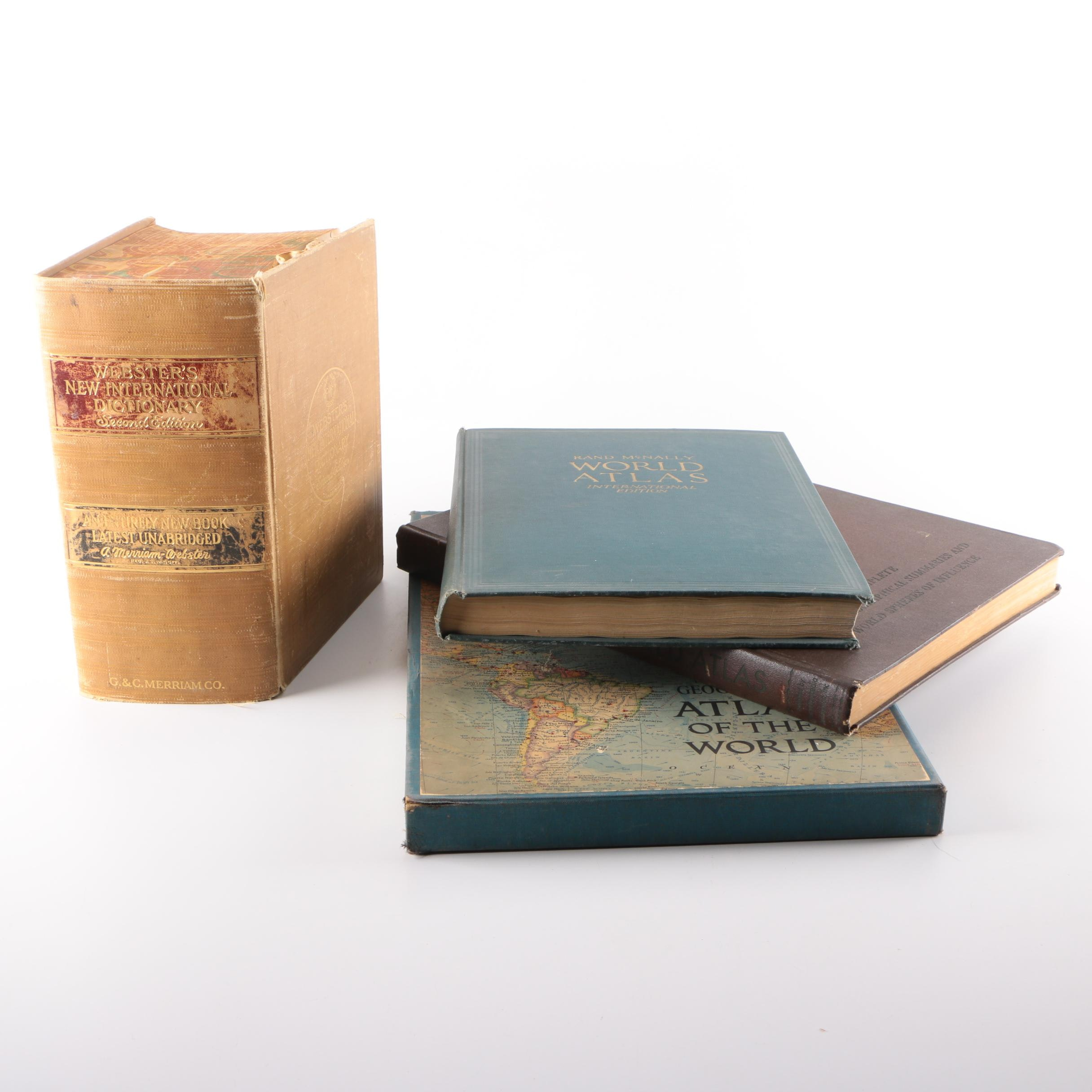 Atlases and Dictionary