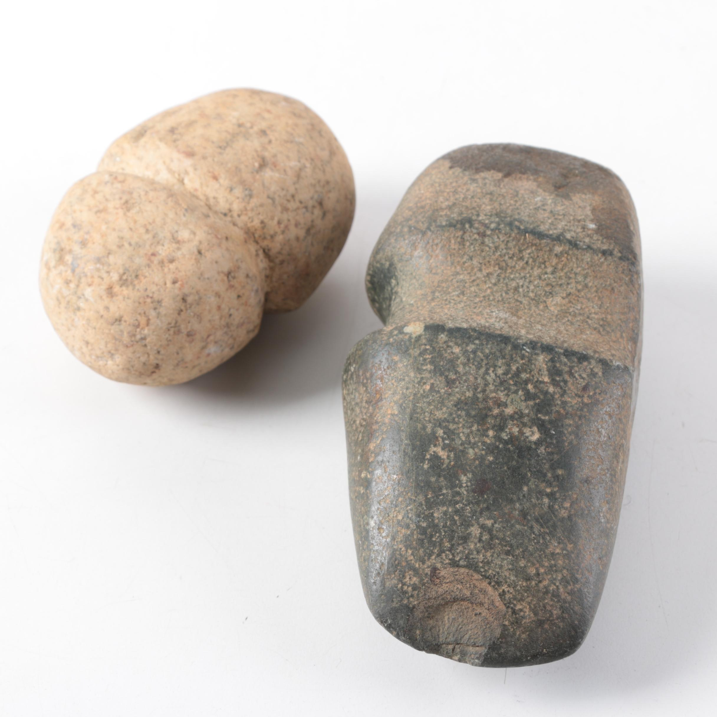 Stone Axe Heads