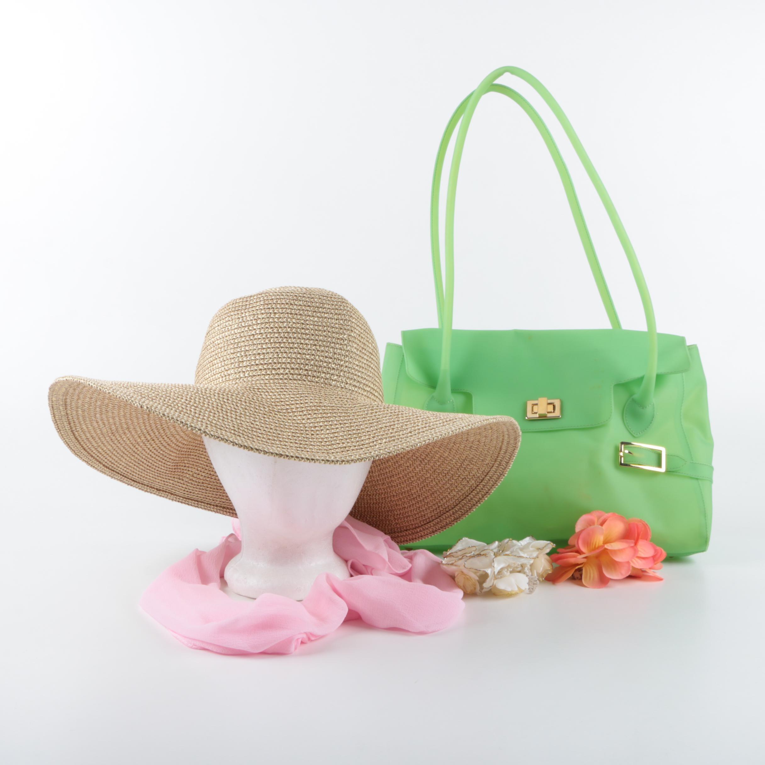 Women's Hat, Handbag and Accessories